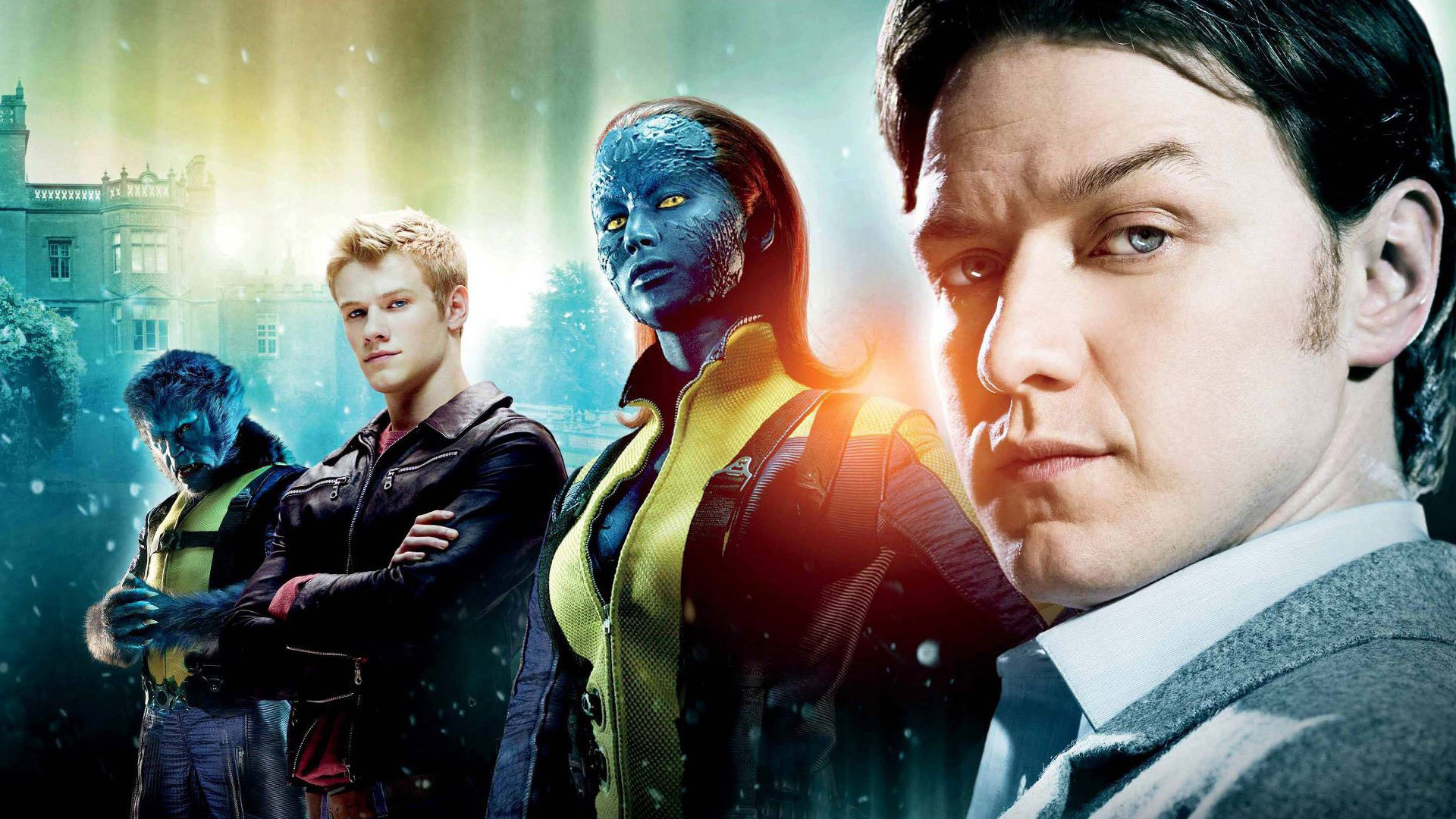 Free Download X Men First Class Background Id 339432 Full Hd