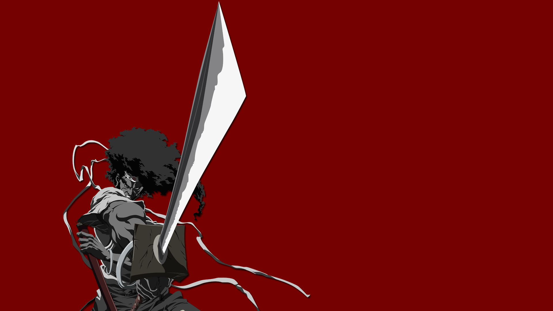 Free download Afro Samurai background ID:329159 full hd for computer