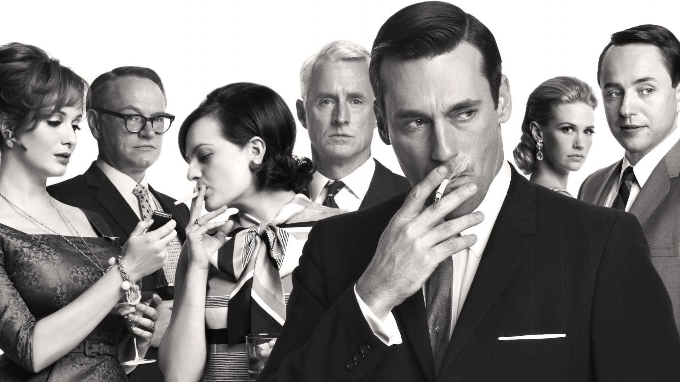 High resolution Mad Men hd 1366x768 background ID:233775 for desktop