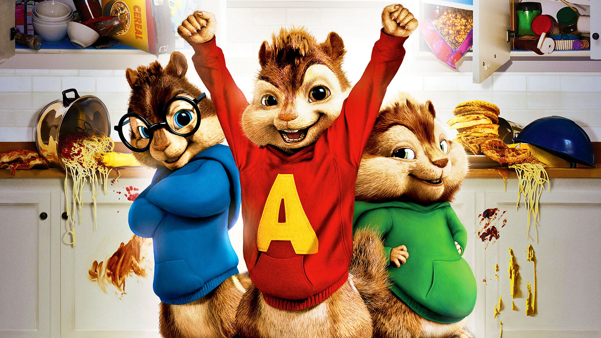 Alvin And The Chipmunks Wallpapers 1920x1080 Full Hd 1080p