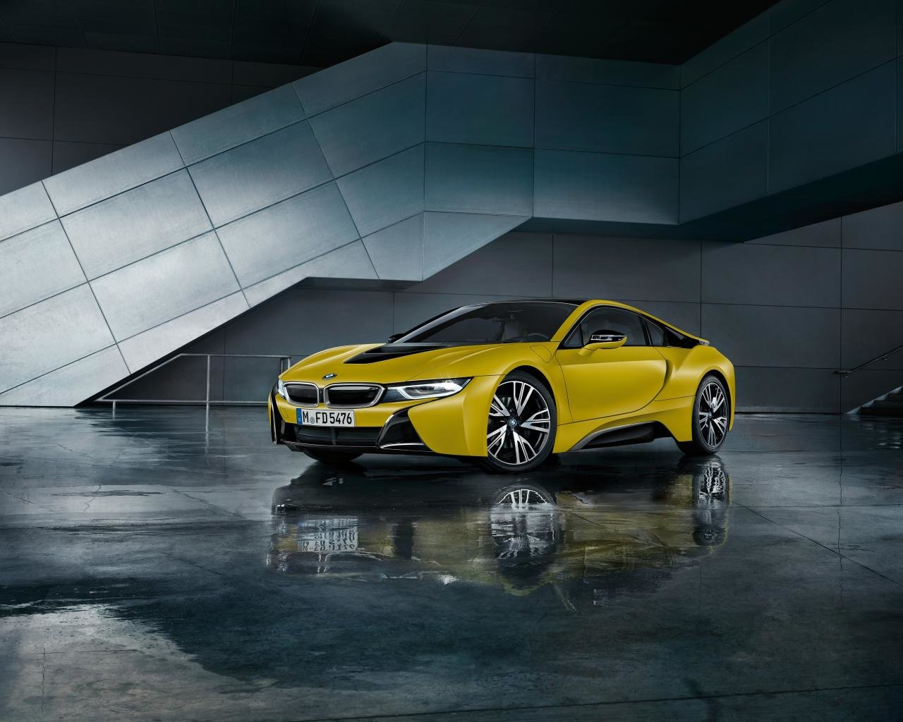 Bmw I8 Wallpapers 1280x1024 Desktop Backgrounds