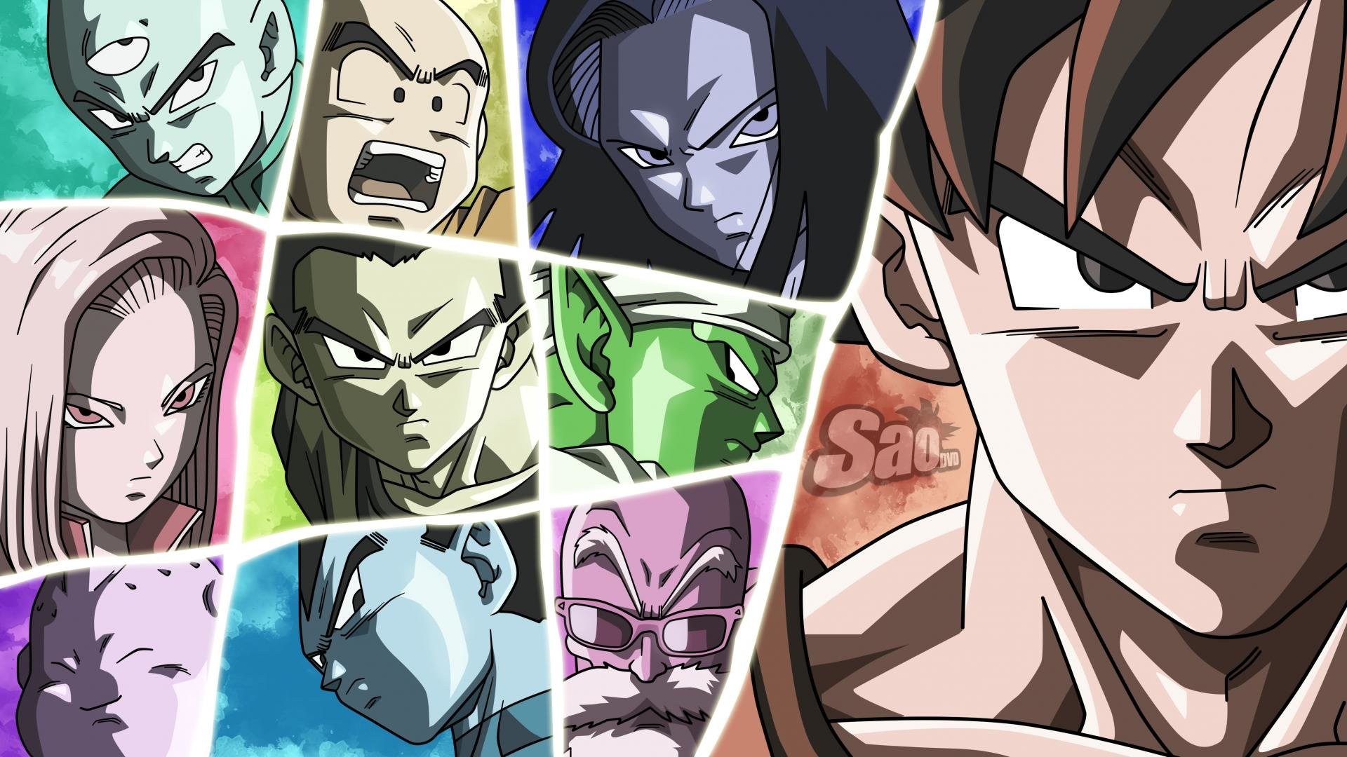 Free Dragon Ball Super high quality wallpaper ID:242541 for 1080p desktop