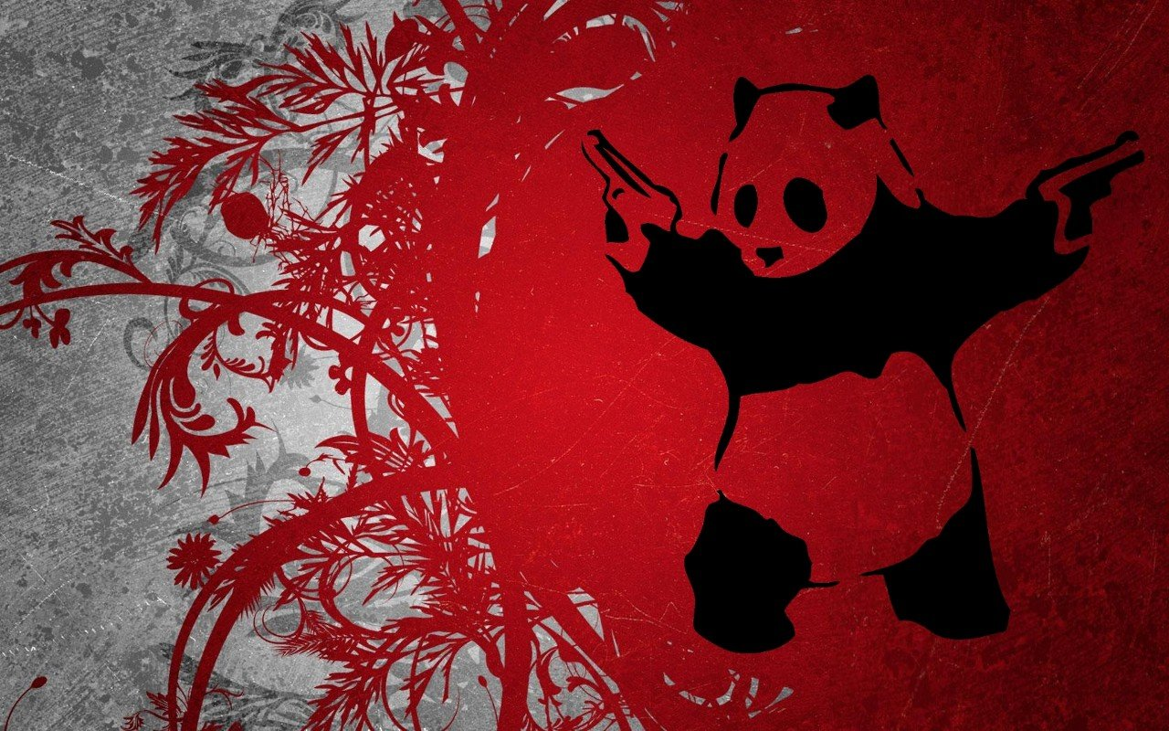 Free download Panda wallpaper ID:300442 hd 1280x800 for PC