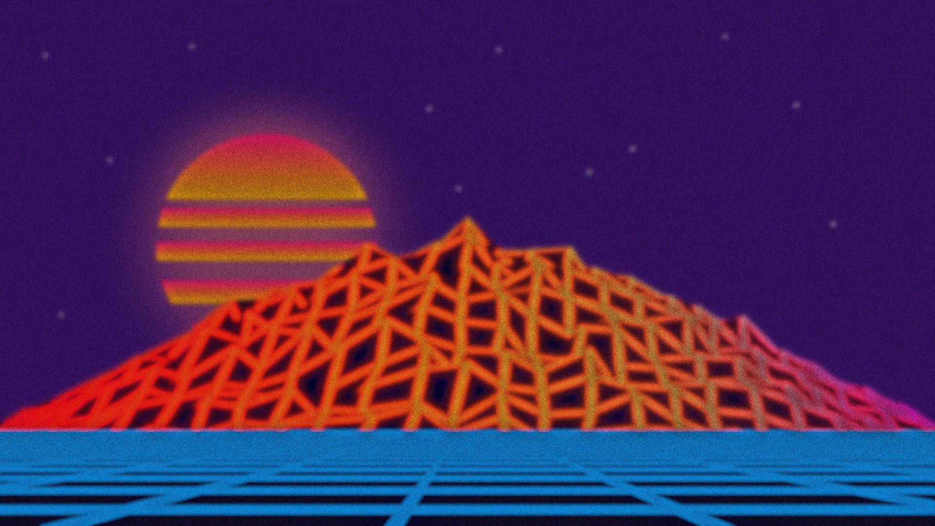 Retro wallpapers HD for desktop backgrounds