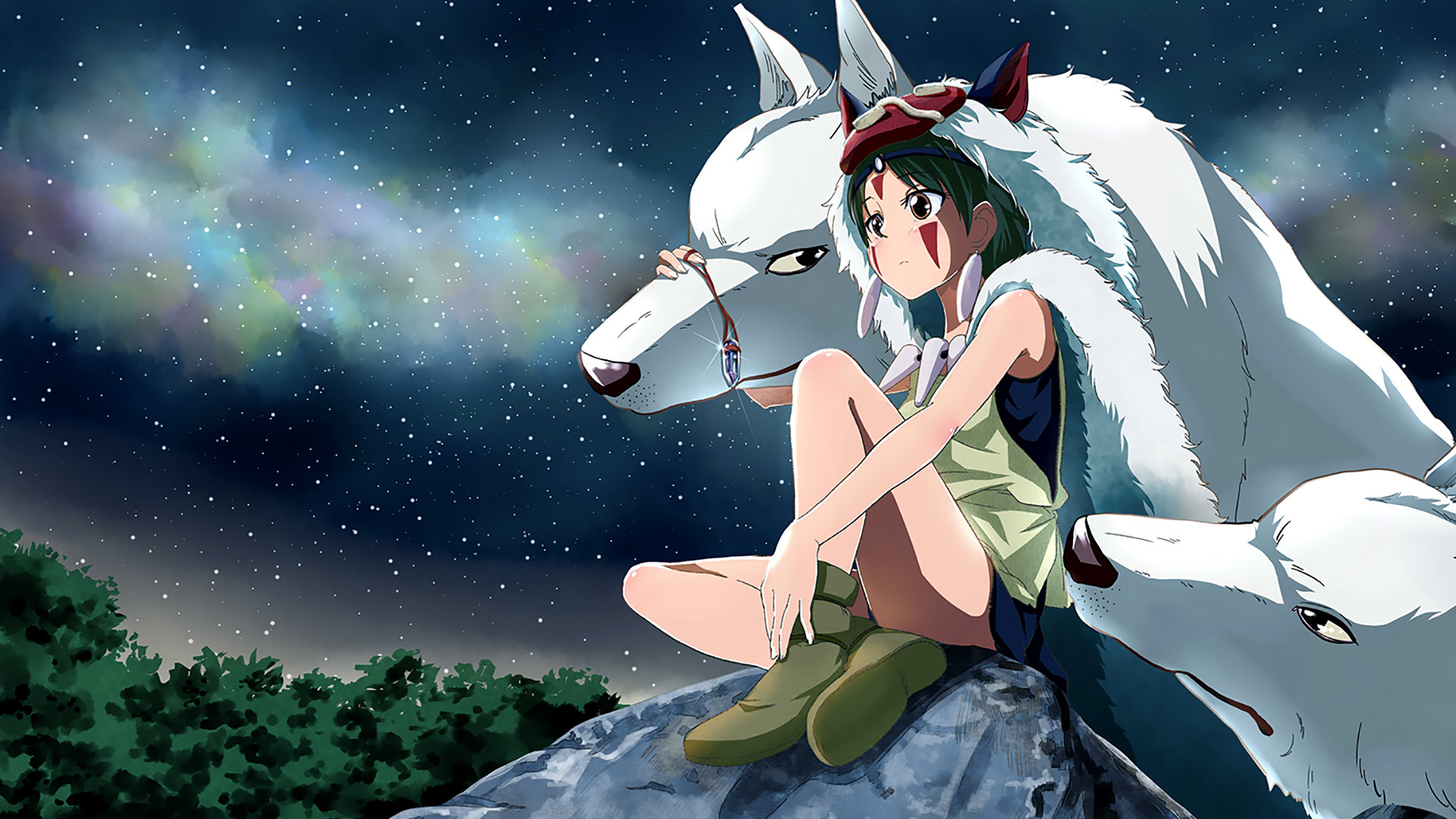 princess mononoke question One obvious example of this is the character of lady eboshi from hayao miyazaki's much-lauded princess mononoke begs the question of.