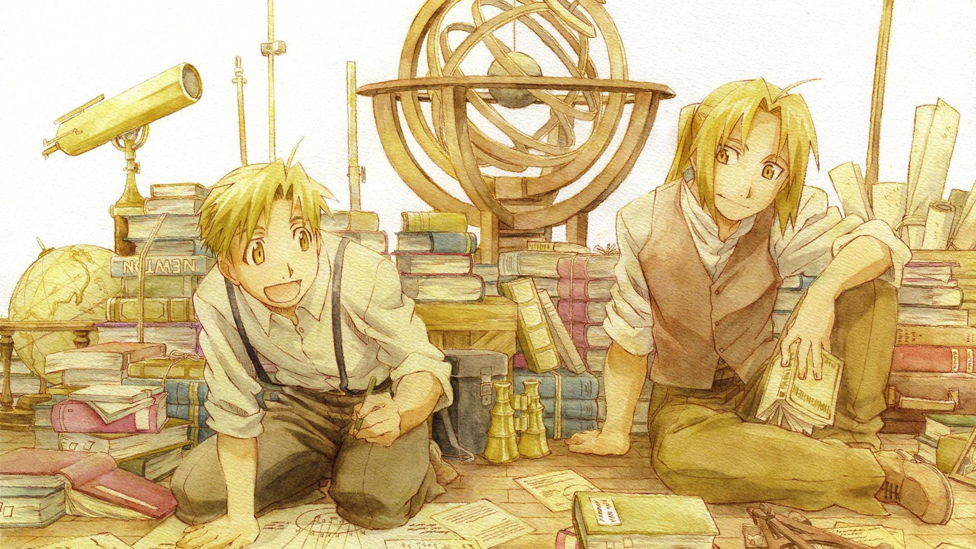 Download full hd 1080p FullMetal Alchemist (FMA) PC wallpaper ID:310774 for free