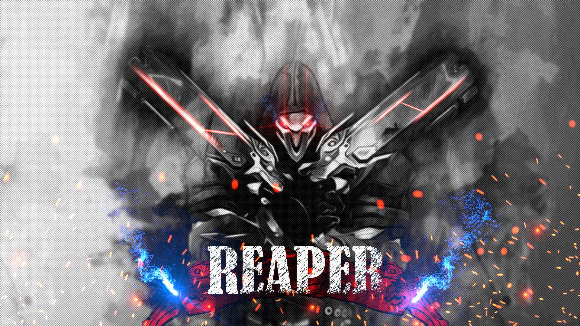 Best Reaper Overwatch Wallpaper Id169942 For High