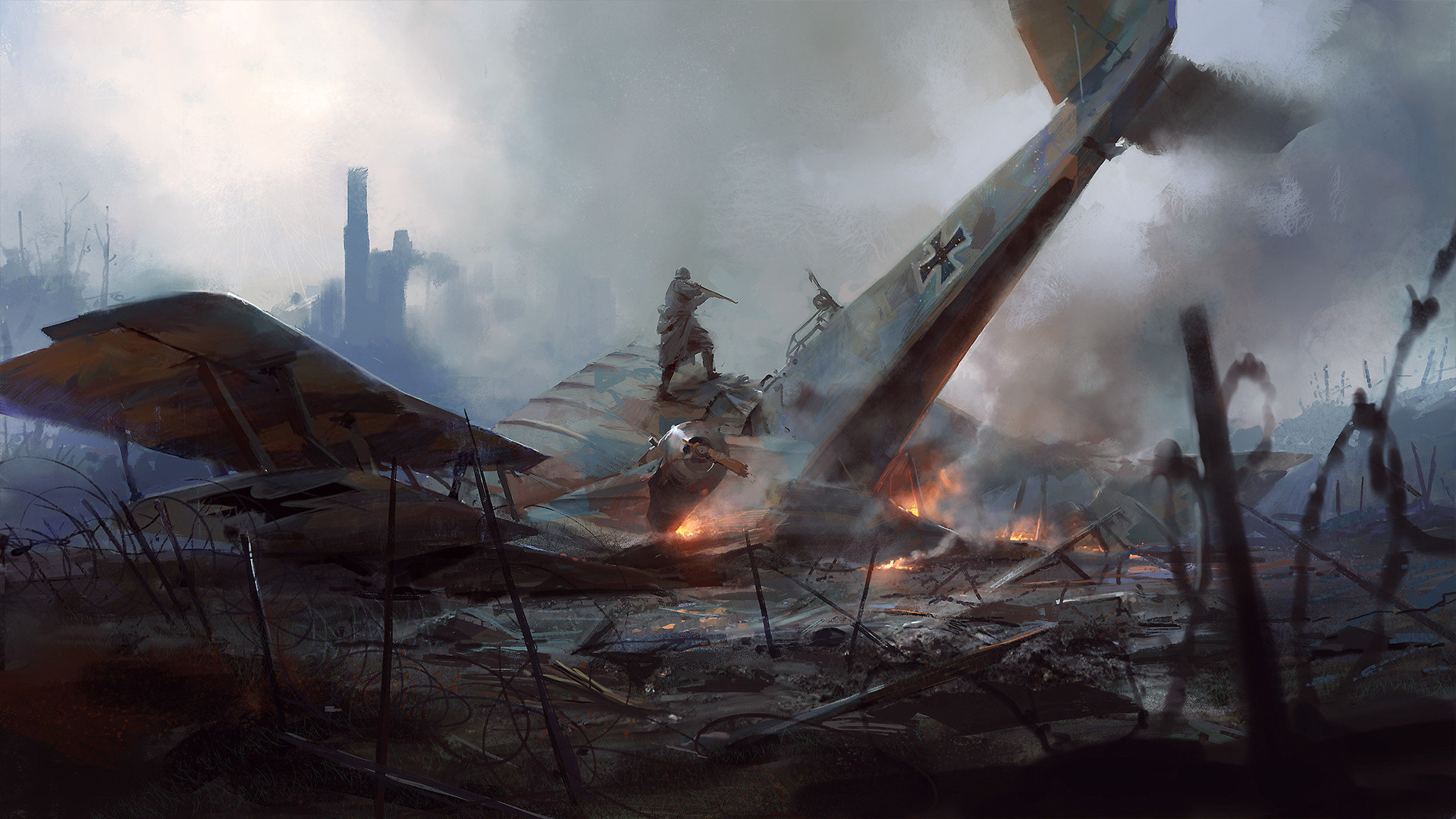 download full hd 1080p battlefield 1 pc wallpaper id:498049 for free