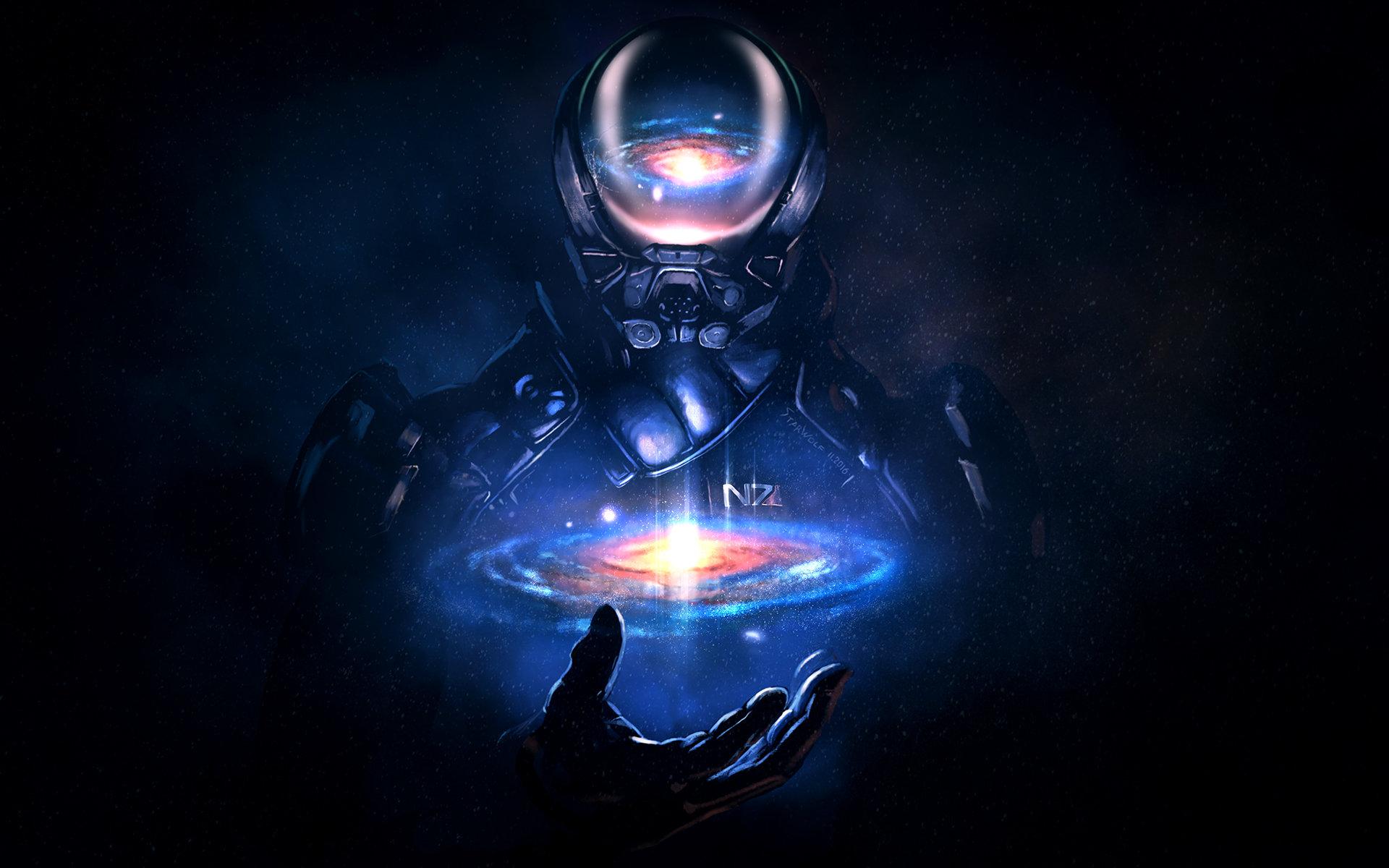 Download Hd 1920x1200 Mass Effect Andromeda Desktop Wallpaper Id