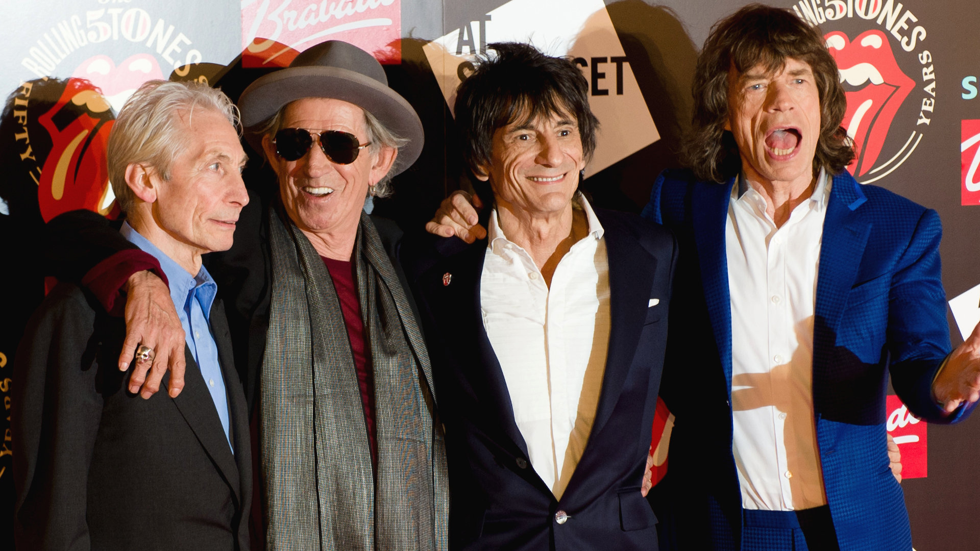 Best The Rolling Stones Wallpaper Id 402409 For High Resolution Hd
