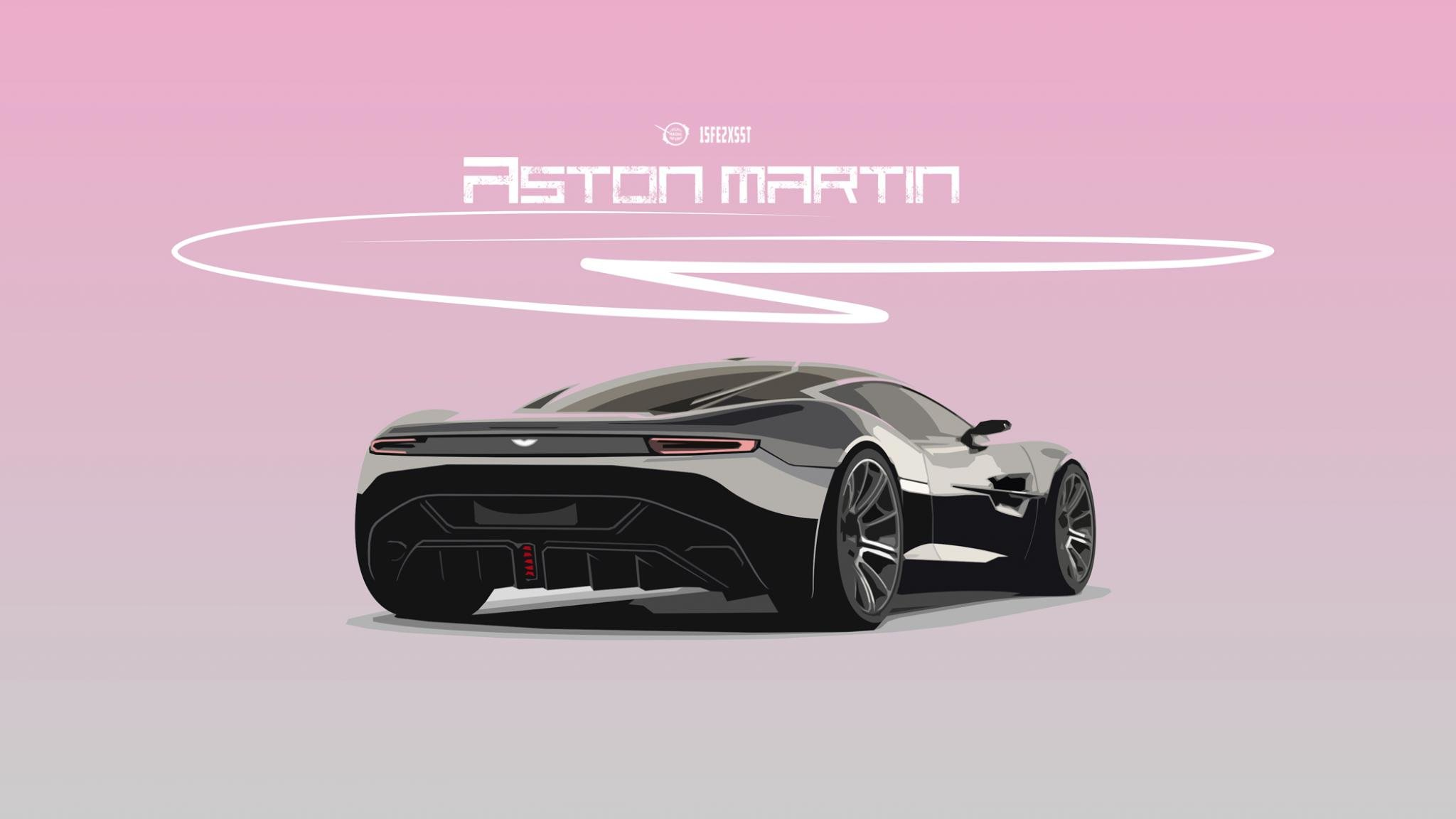 High resolution Aston Martin hd 2048x1152 wallpaper ID:84085 for computer