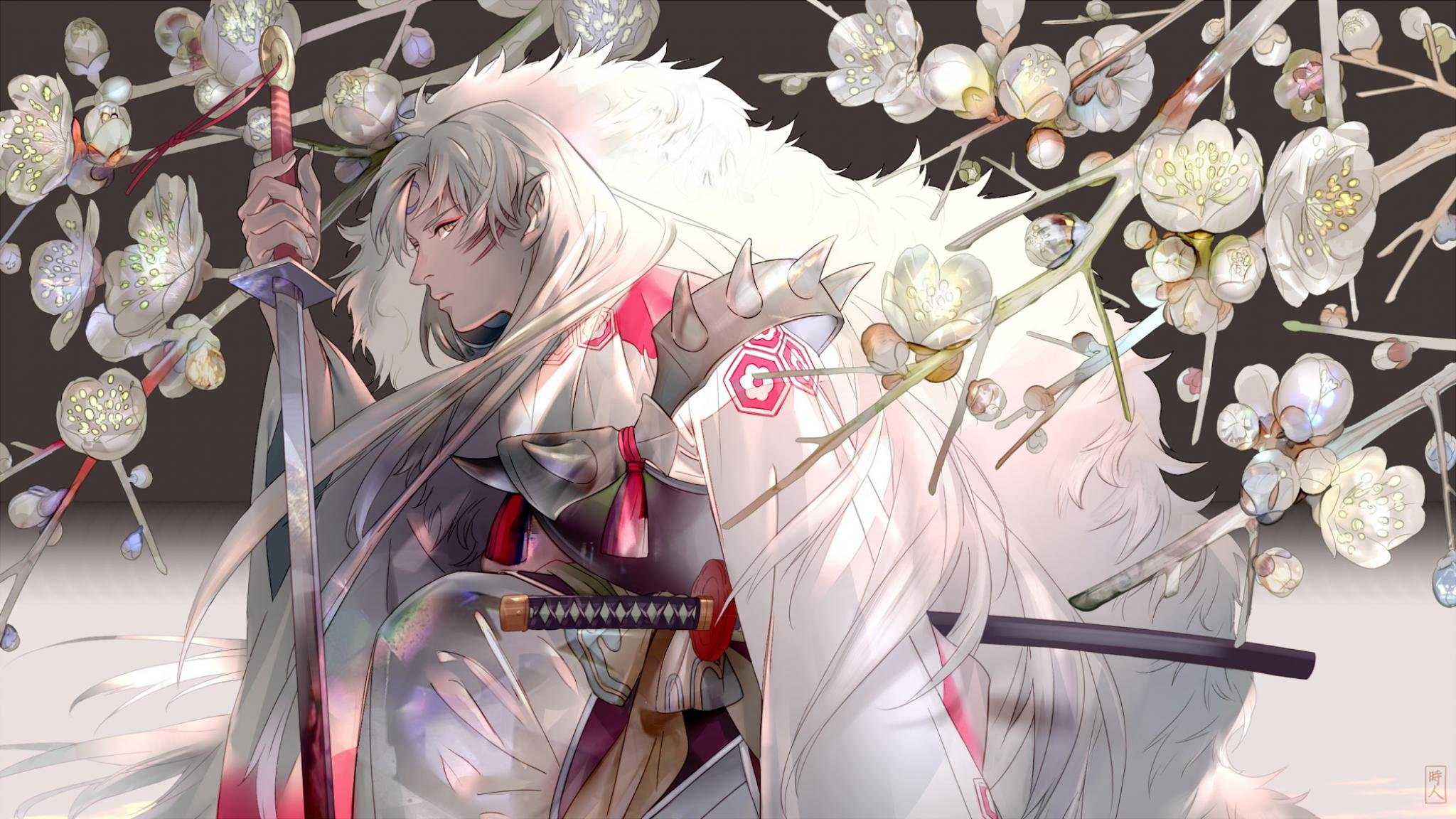 Best InuYasha background ID:45931 for High Resolution hd 2048x1152 desktop