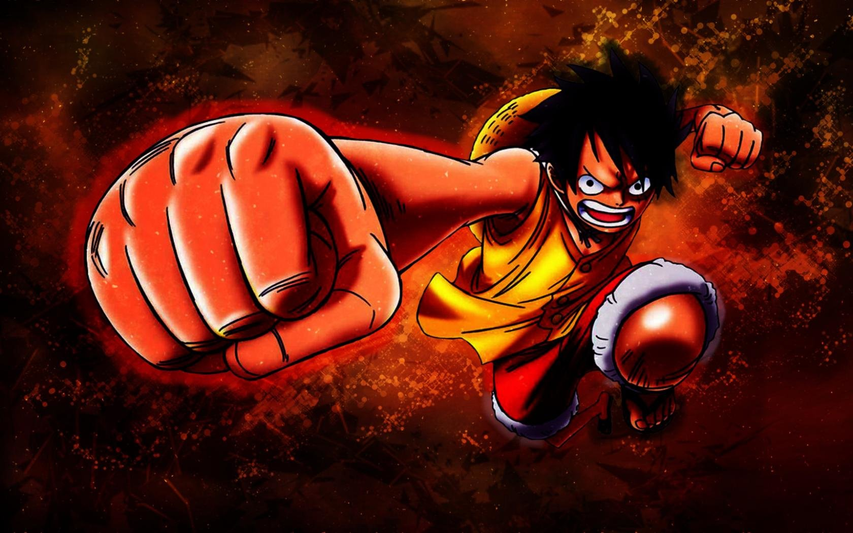 Free download Monkey D. Luffy background ID:314756 hd 1680x1050 for desktop