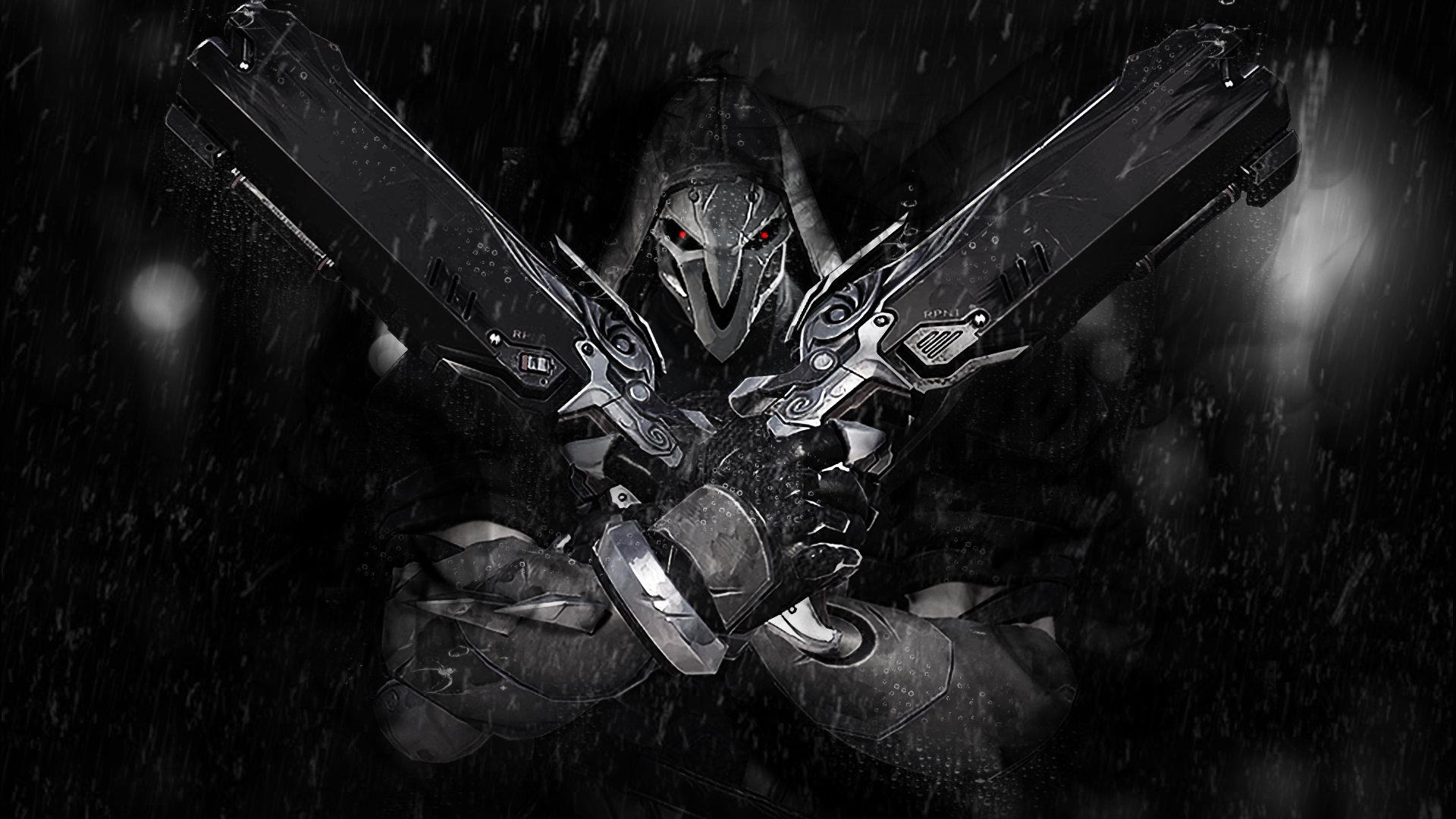 reaper overwatch wallpapers 1920x1080 full hd 1080p desktop