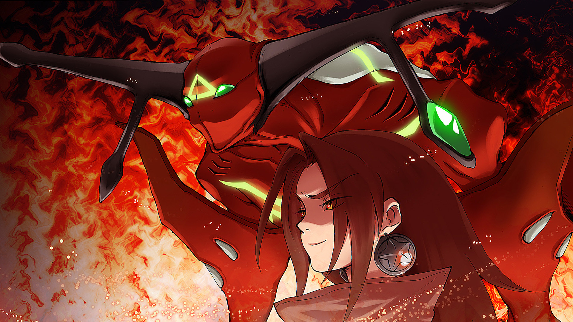 High resolution Shaman King hd 1920x1080 wallpaper ID:52263 for PC