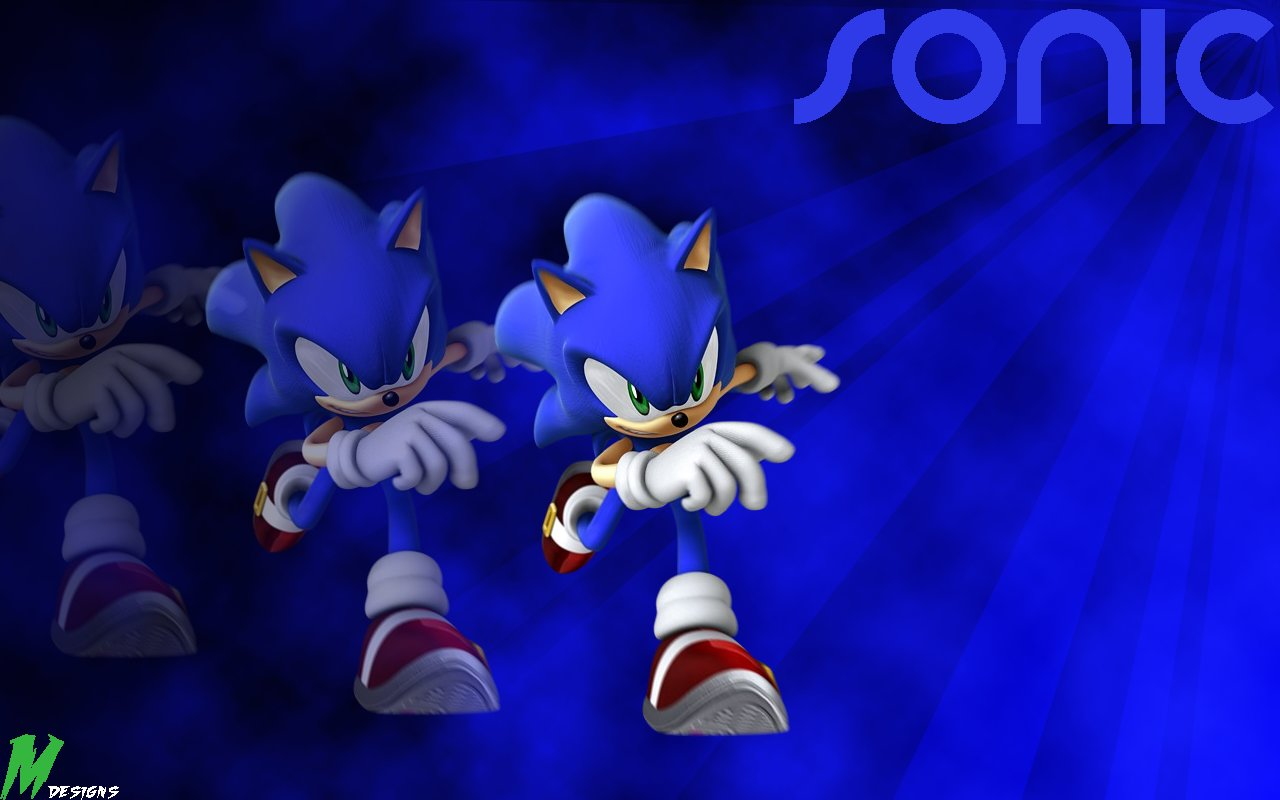 sonic the hedgehog 2006 wallpapers hd for desktop