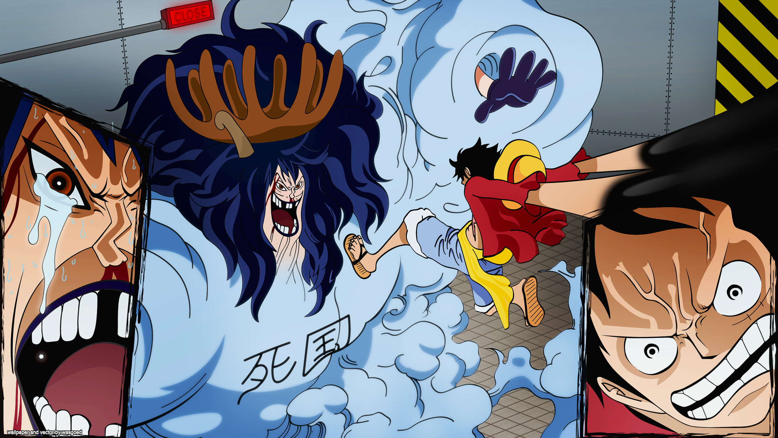 High resolution Monkey D. Luffy hd 2560x1440 background ID:314882 for PC