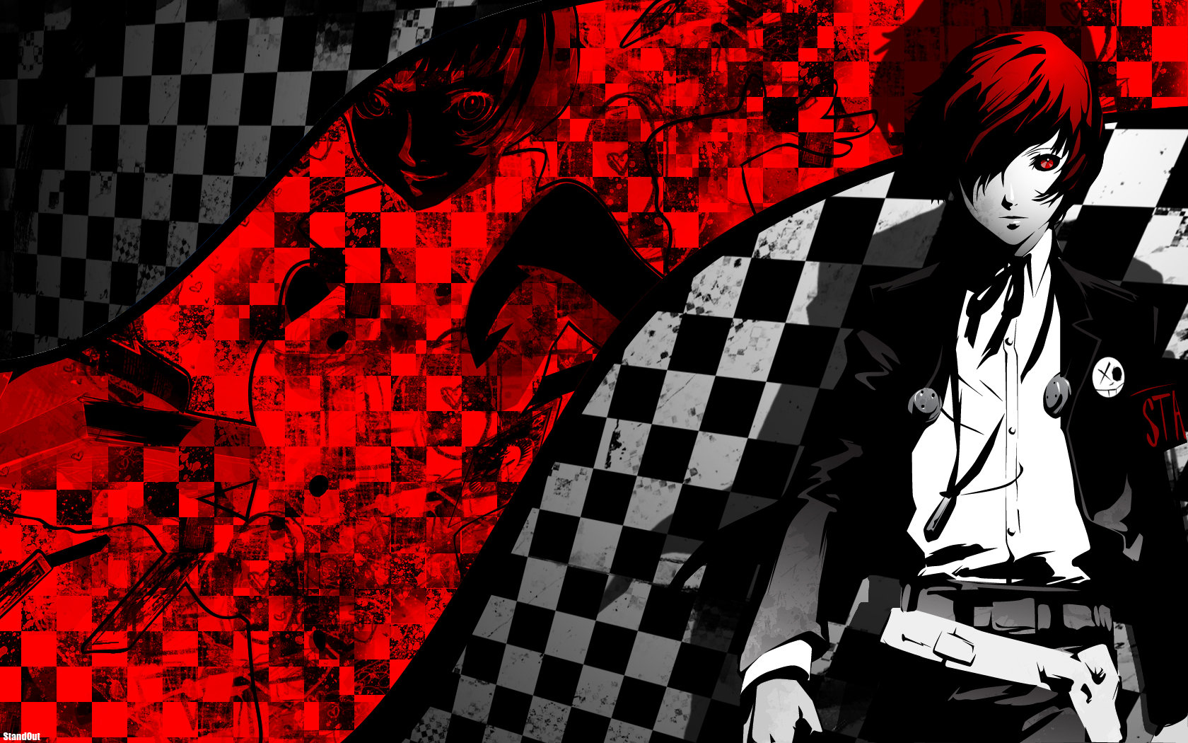 Awesome Persona 3 free wallpaper ID:100299 for hd 1680x1050 desktop