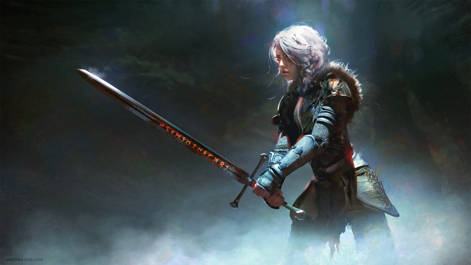 Download Full Hd The Witcher 3 Wild Hunt Desktop Wallpaper Id