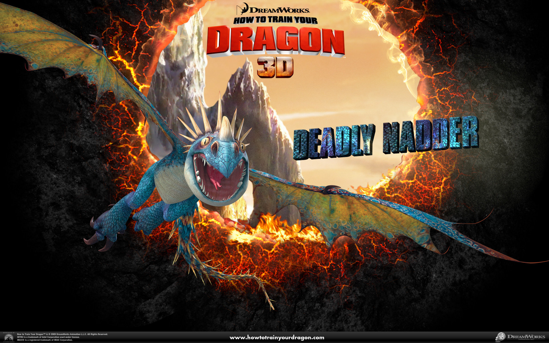Free Download How To Train Your Dragon Wallpaper Id358106 Hd
