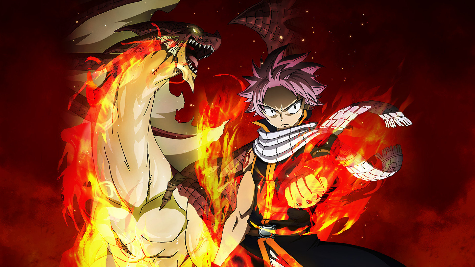 Fairy Natsu Dragneel Wallpaper HD for Android APK