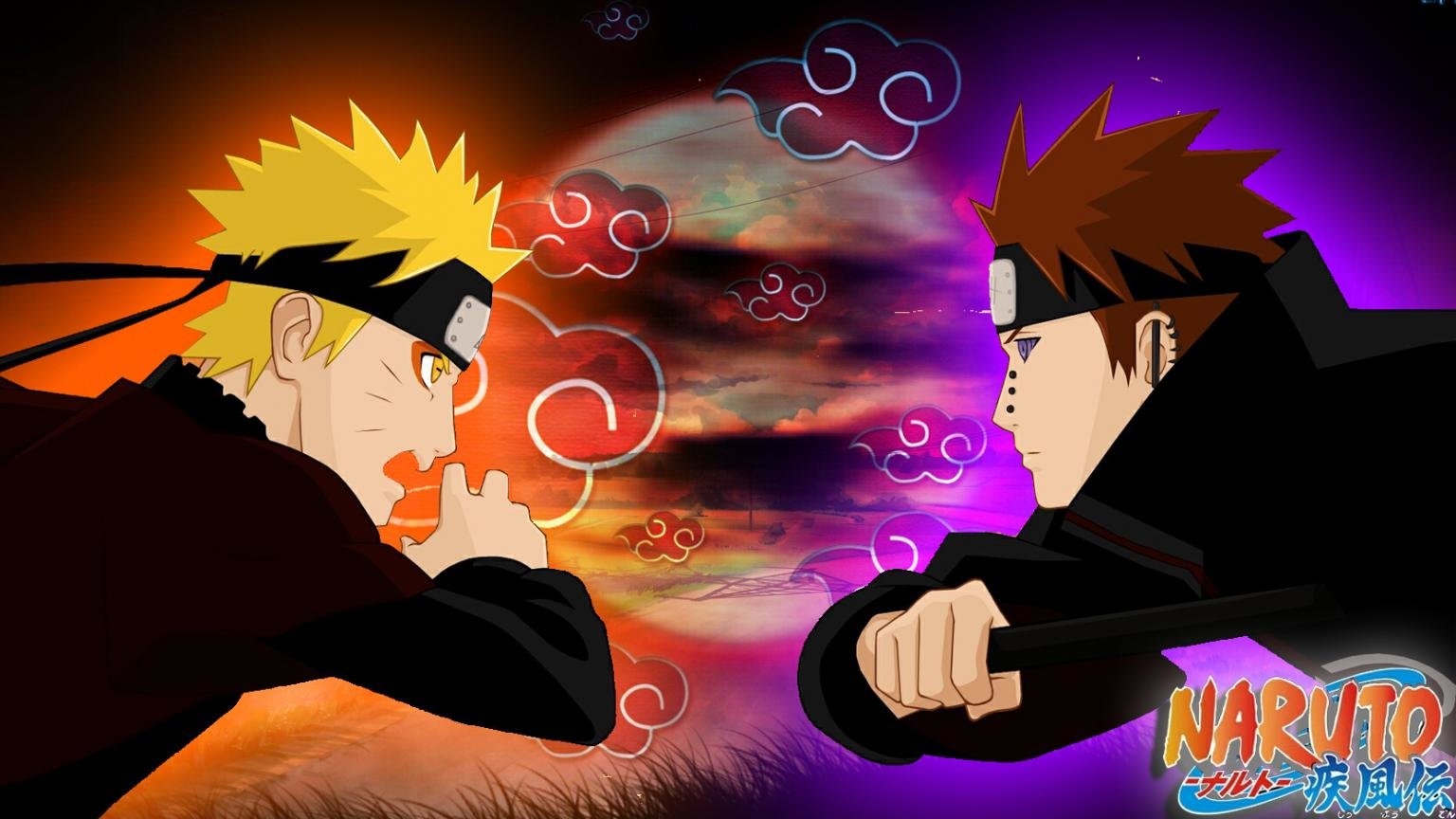 Best Pain (Naruto) background ID:395270 for High Resolution hd 1536x864 PC
