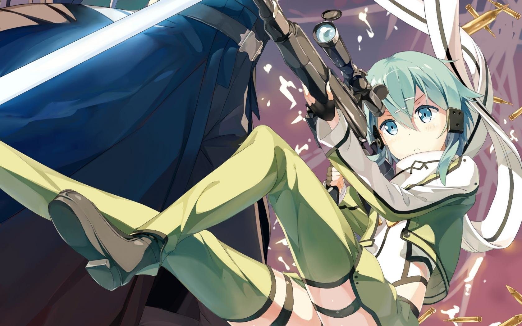 Free Sword Art Online 2 (II) high quality background ID:112636 for hd 1680x1050 desktop