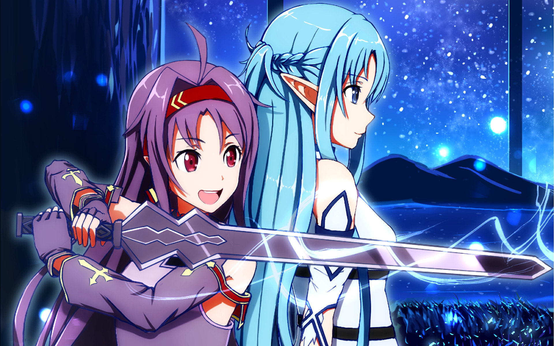 Best Sword Art Online 2 (II) background ID:112910 for High Resolution hd 1920x1200 PC