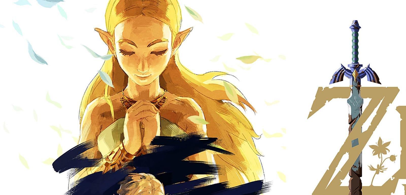 Free Download The Legend Of Zelda Breath Of The Wild Wallpaper Id