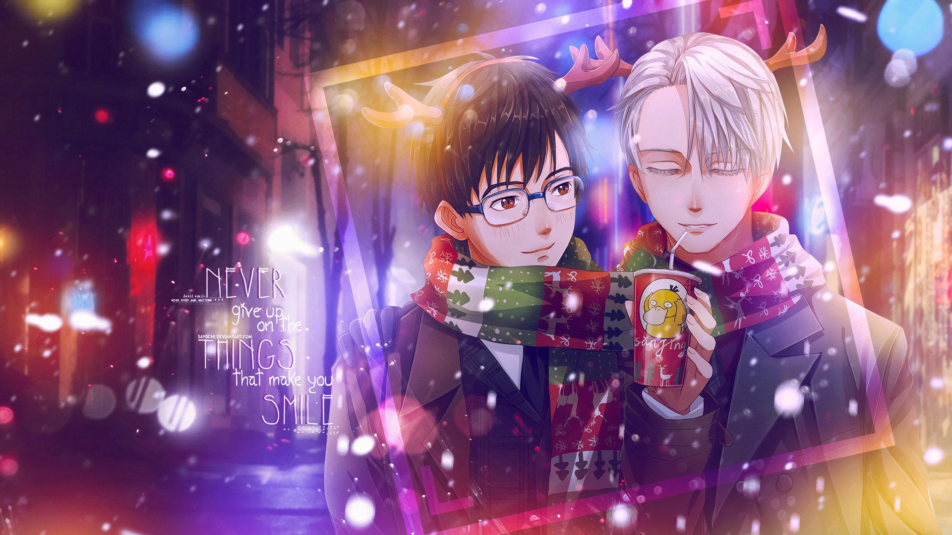 Yuri On Ice Wallpapers 1920x1080 Full Hd 1080p Desktop Backgrounds