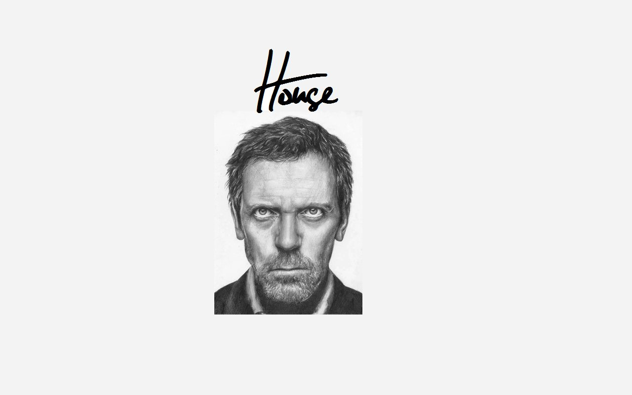 Free Dr. House high quality background ID:156661 for hd 1280x800 desktop