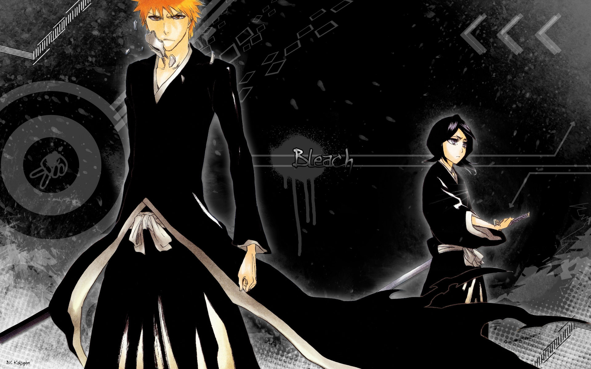 Best Rukia Kuchiki wallpaper ID:419262 for High Resolution hd 1920x1200 computer