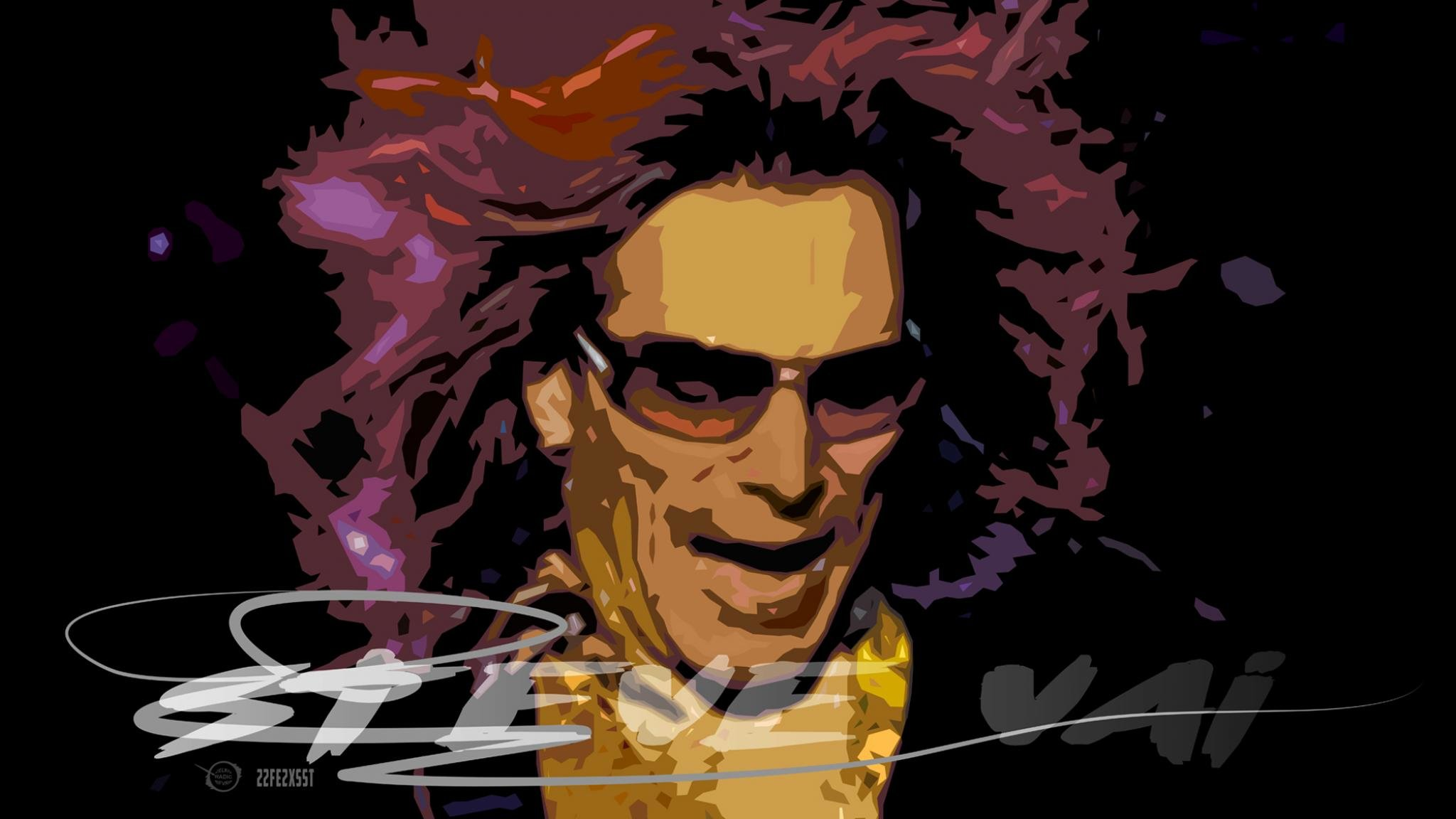 Steve Vai Wallpapers Hd For Desktop Backgrounds
