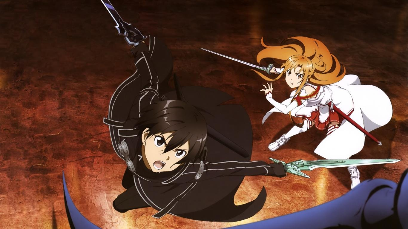 Awesome Sword Art Online (SAO) free wallpaper ID:181518 for laptop PC
