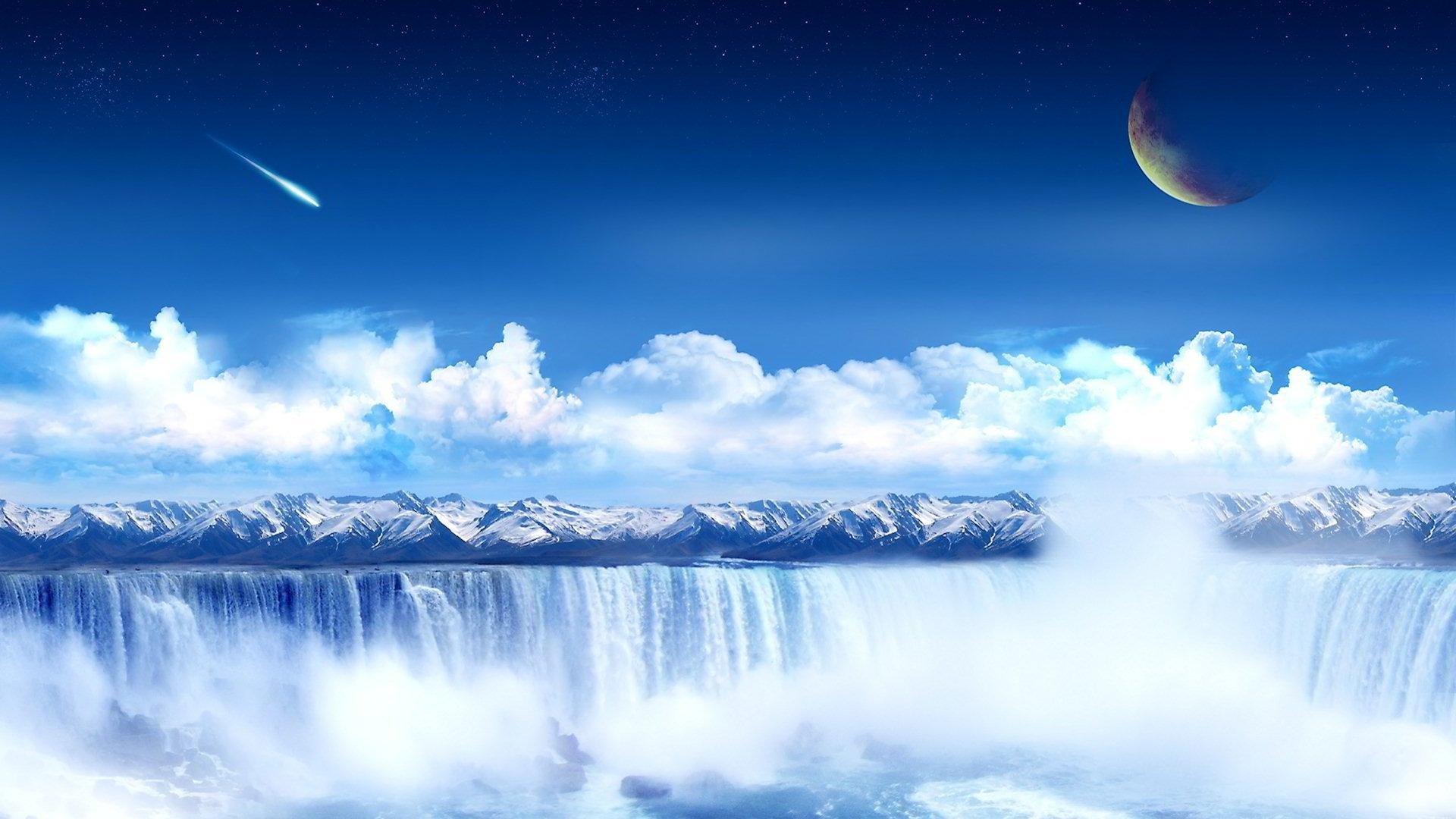 Download Full Hd 1080p Sci Fi Landscape Desktop Wallpaper Id 232913