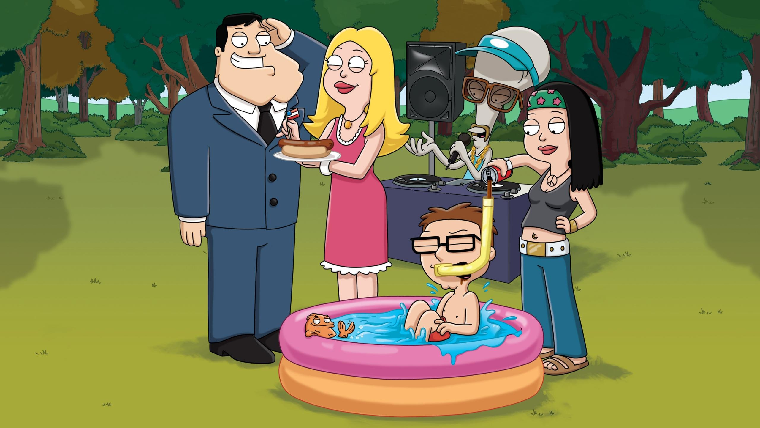 free download american dad! wallpaper id:196250 hd 2560x1440 for