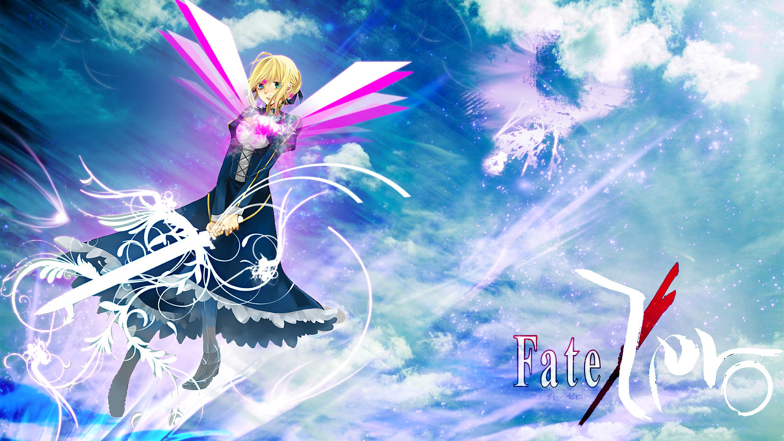 Free Fate/Zero high quality background ID:87531 for hd 1600x900 PC