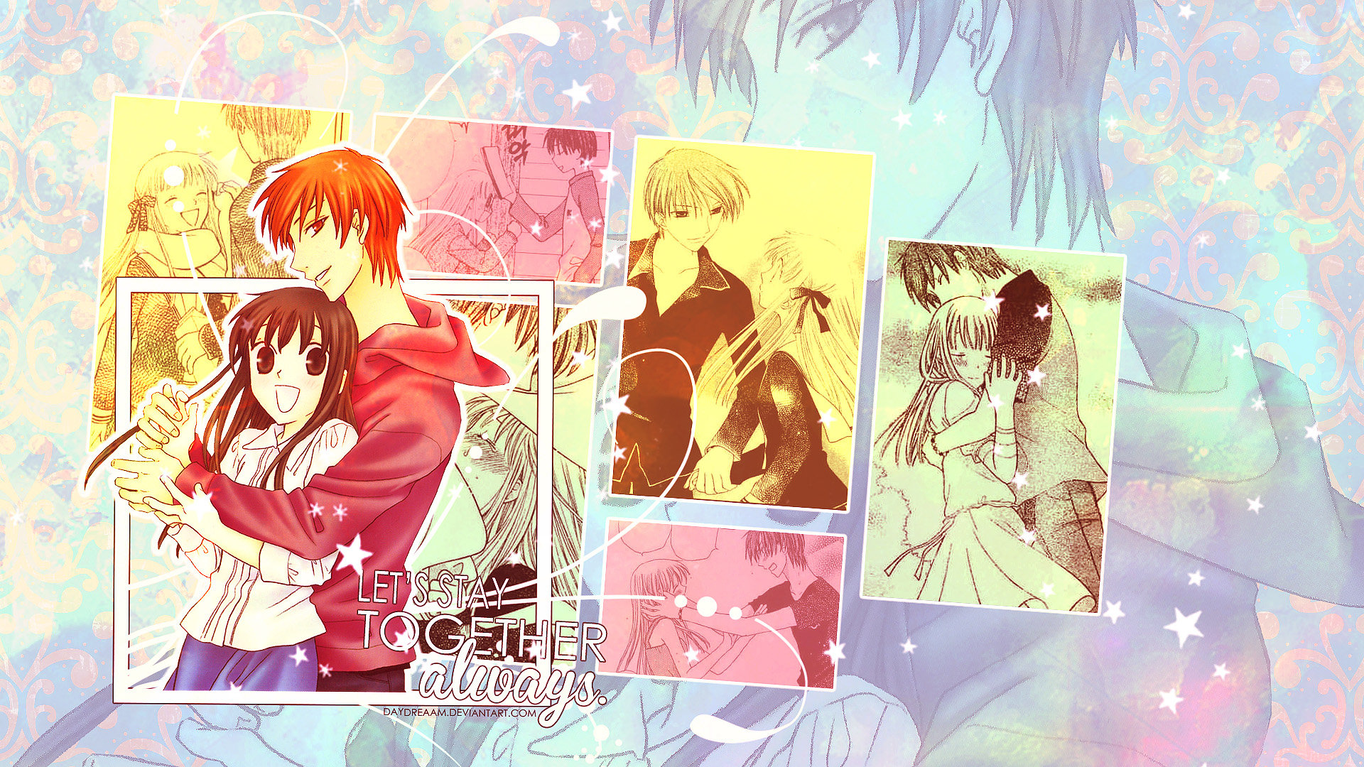 High resolution Fruits Basket full hd 1080p wallpaper ID:135465 for PC