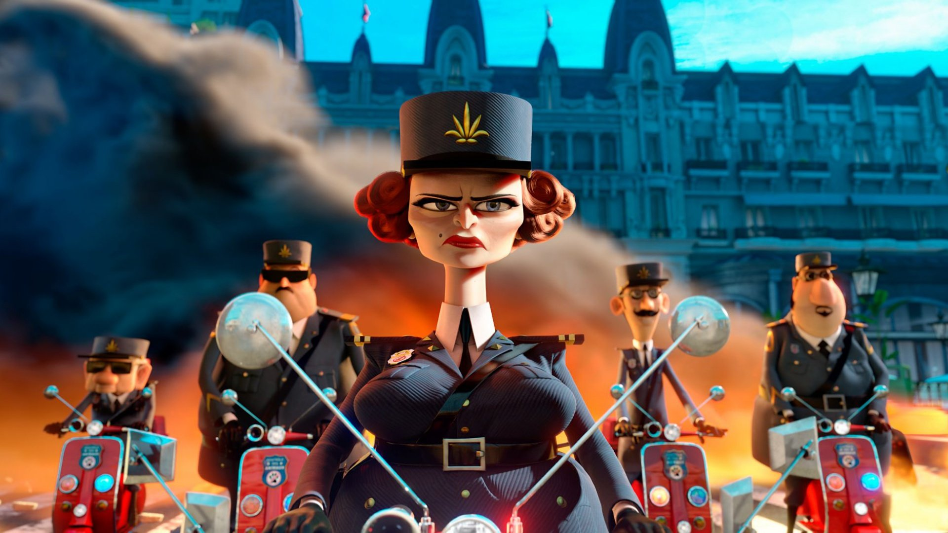 High resolution Madagascar 3: Europe's Most Wanted 1080p wallpaper ID:451721 for desktop