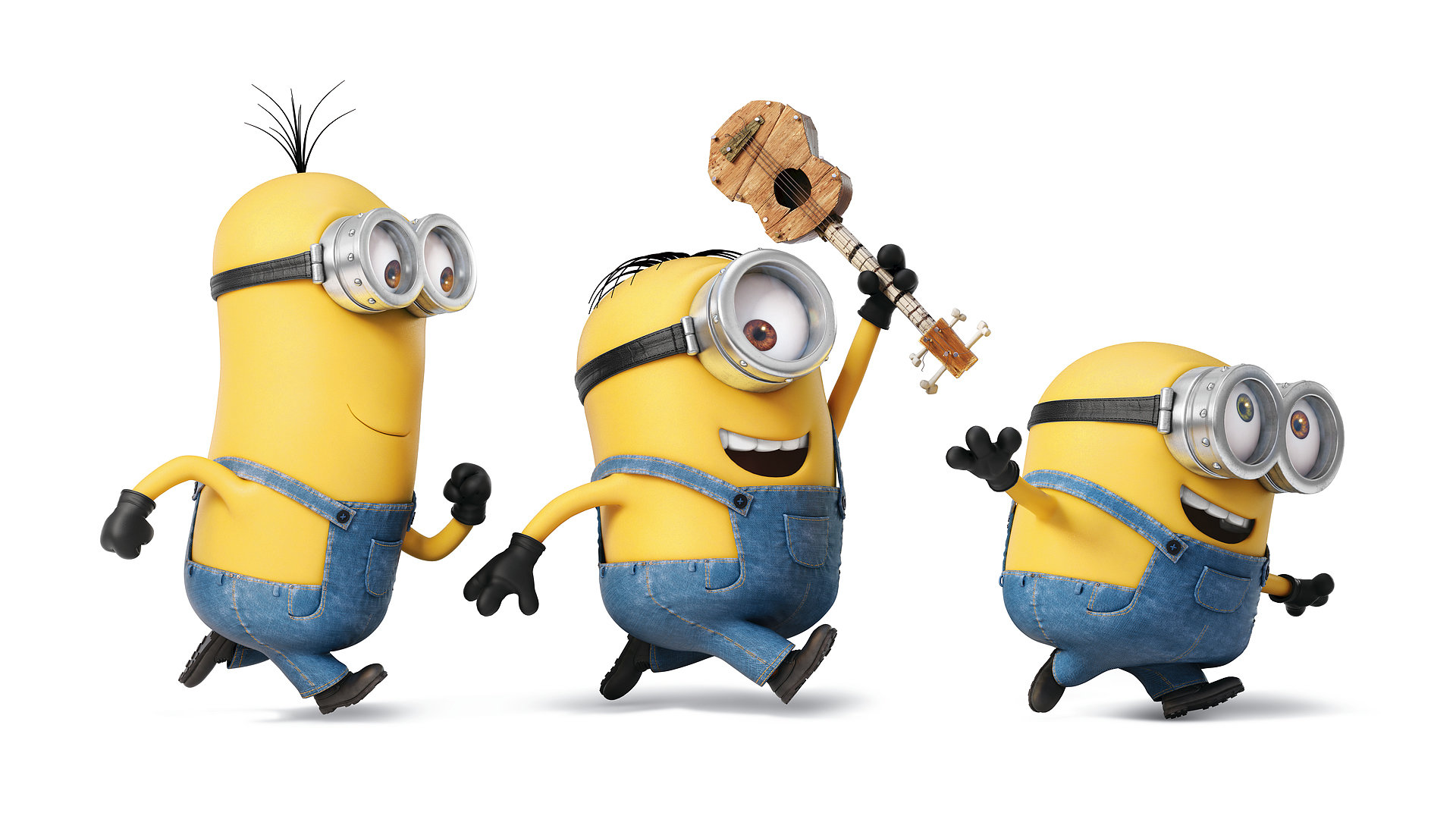 Free download Minions background ID:70268 full hd 1080p for desktop