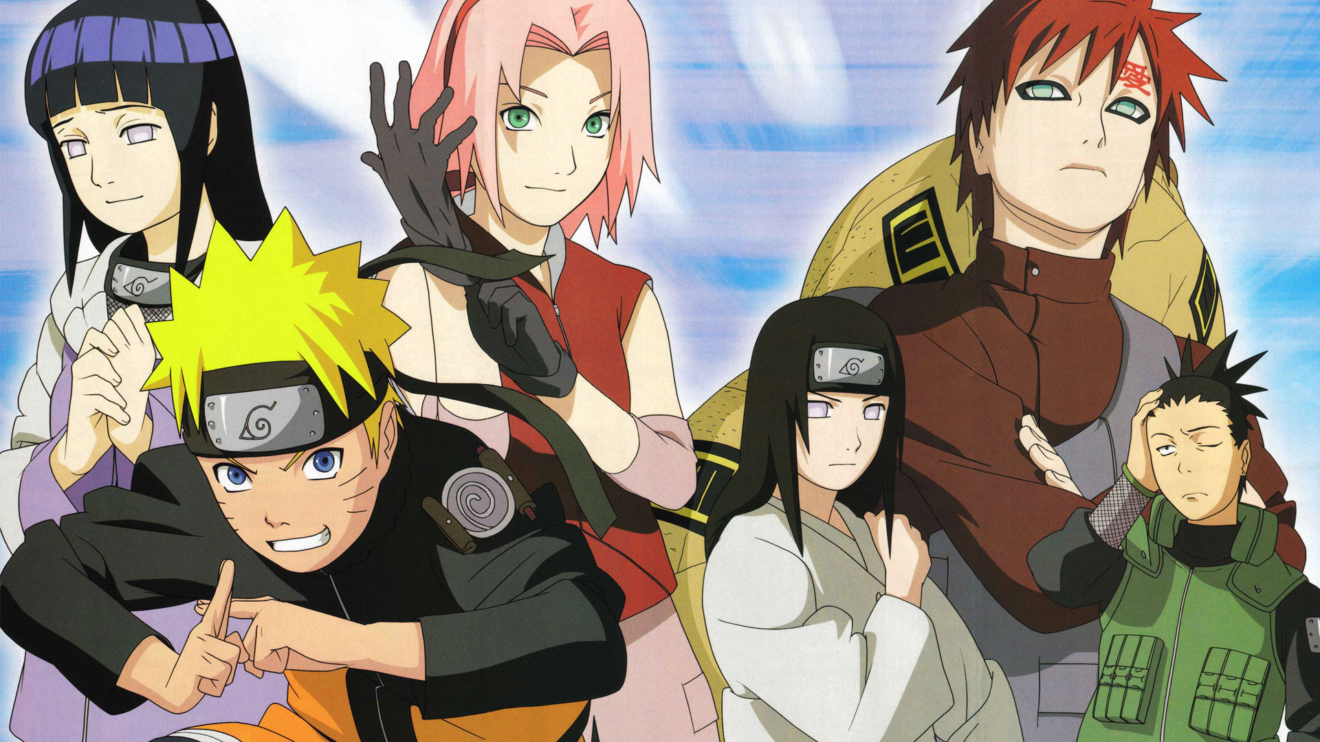 Download 1080p Naruto PC background ID:395272 for free