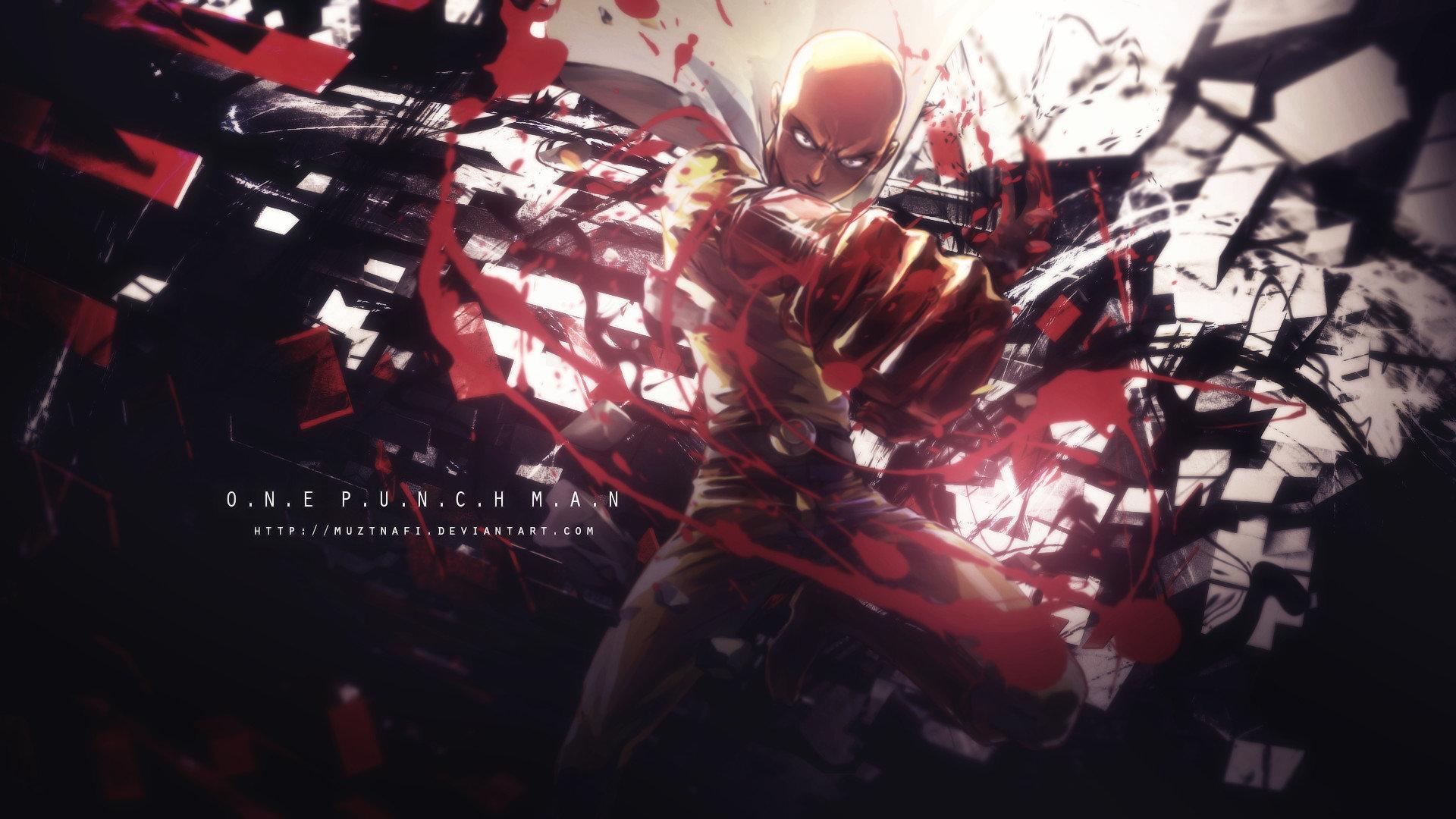Best Saitama One Punch Man Wallpaper Id 345351 For High Resolution