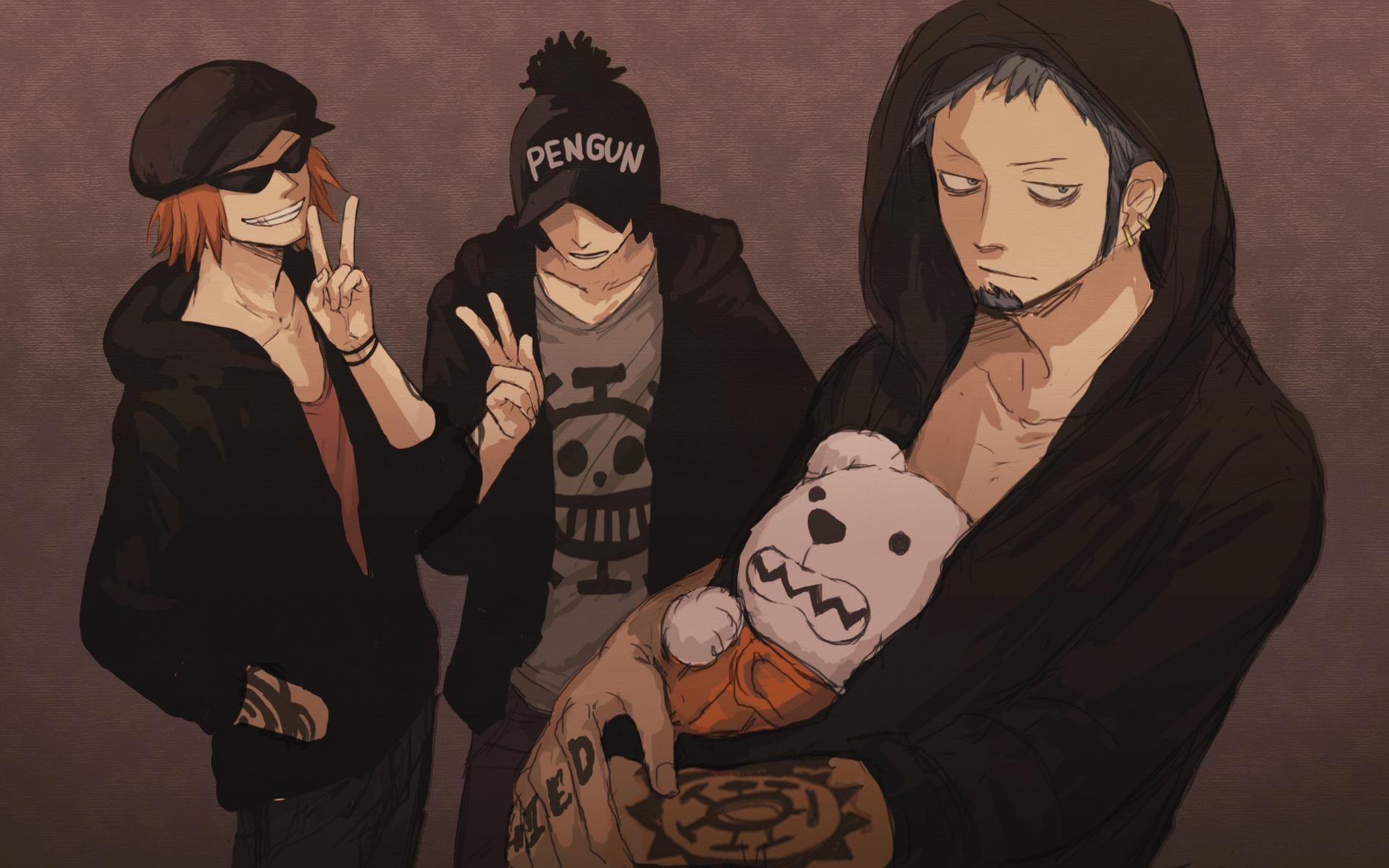 High resolution Trafalgar Law hd 1920x1200 wallpaper ID:314874 for computer