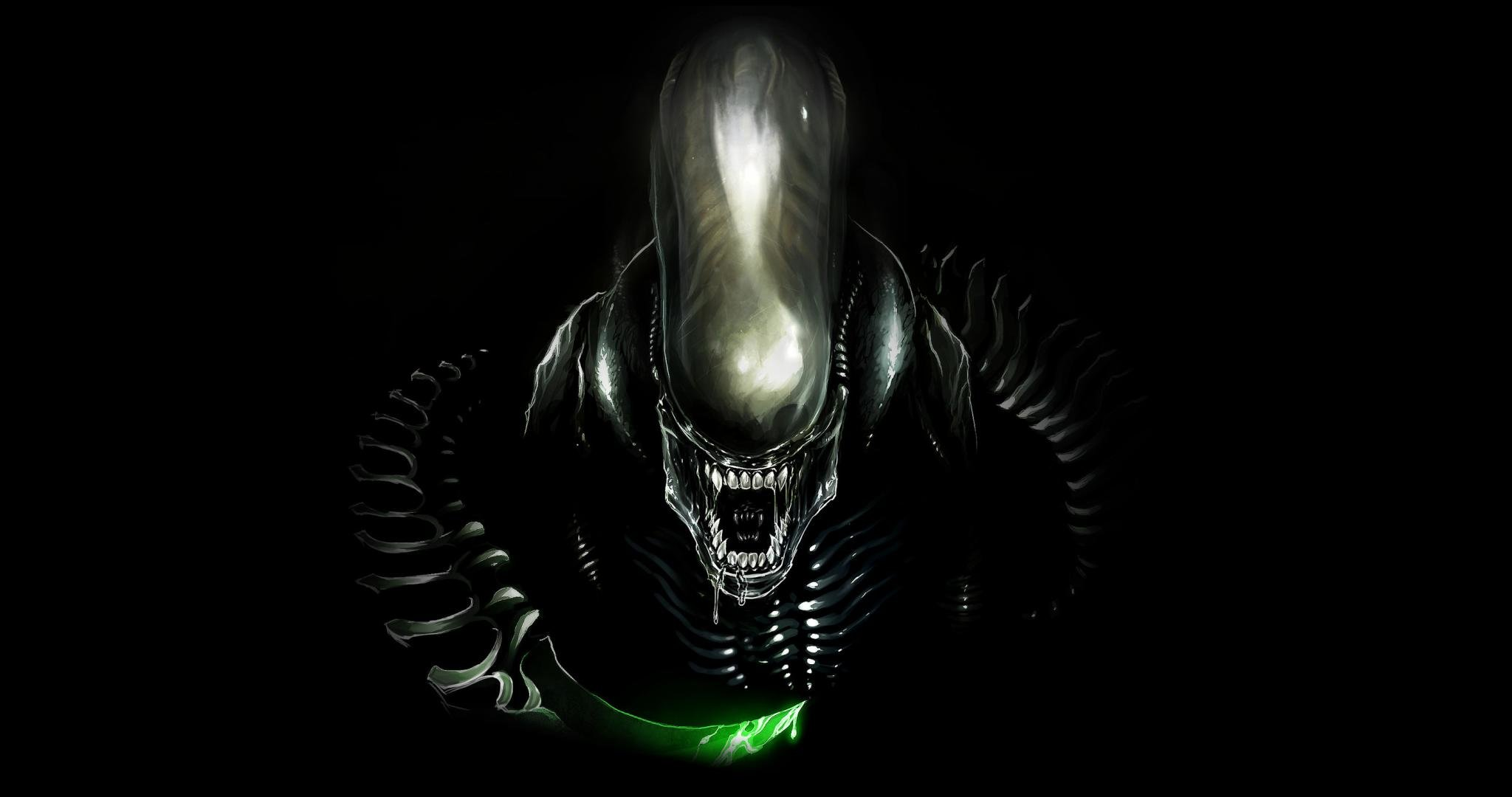 Download hd 2048x1080 Alien Movie computer background ID:25333 for free