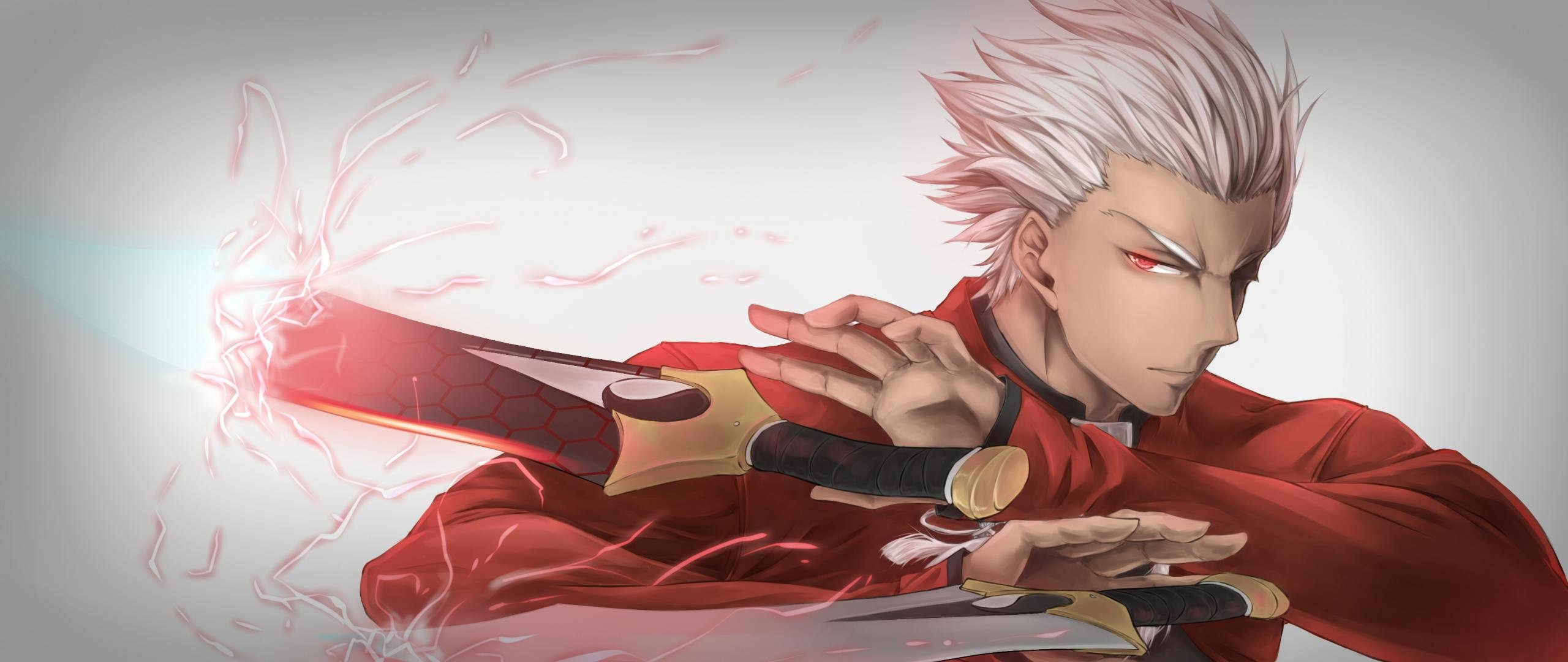 Free download Archer (Fate/Stay Night) wallpaper ID:468326 hd 2560x1080 for desktop