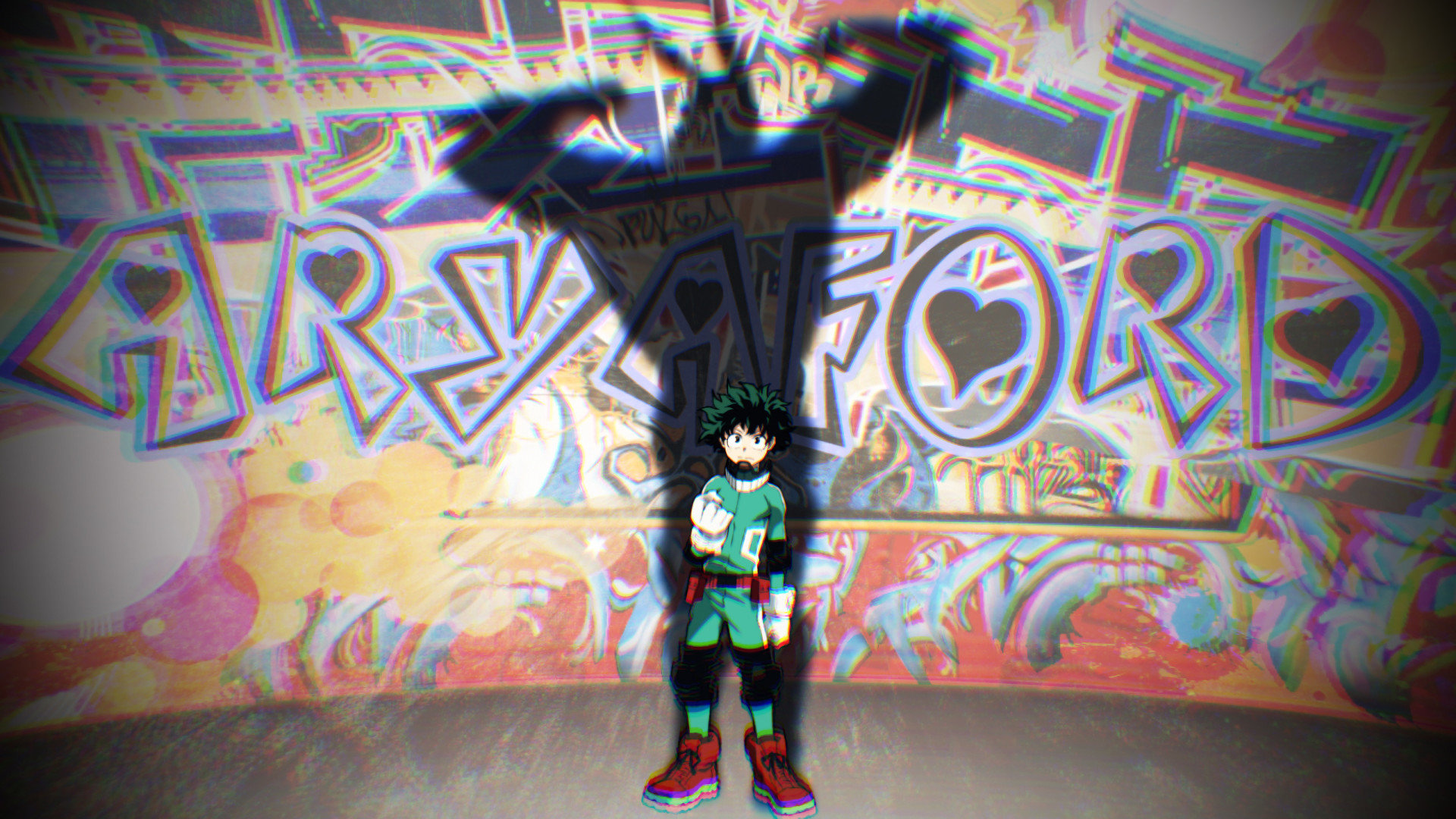 Download full hd 1920x1080 Boku No Hero Academia PC wallpaper ID:192376 for free