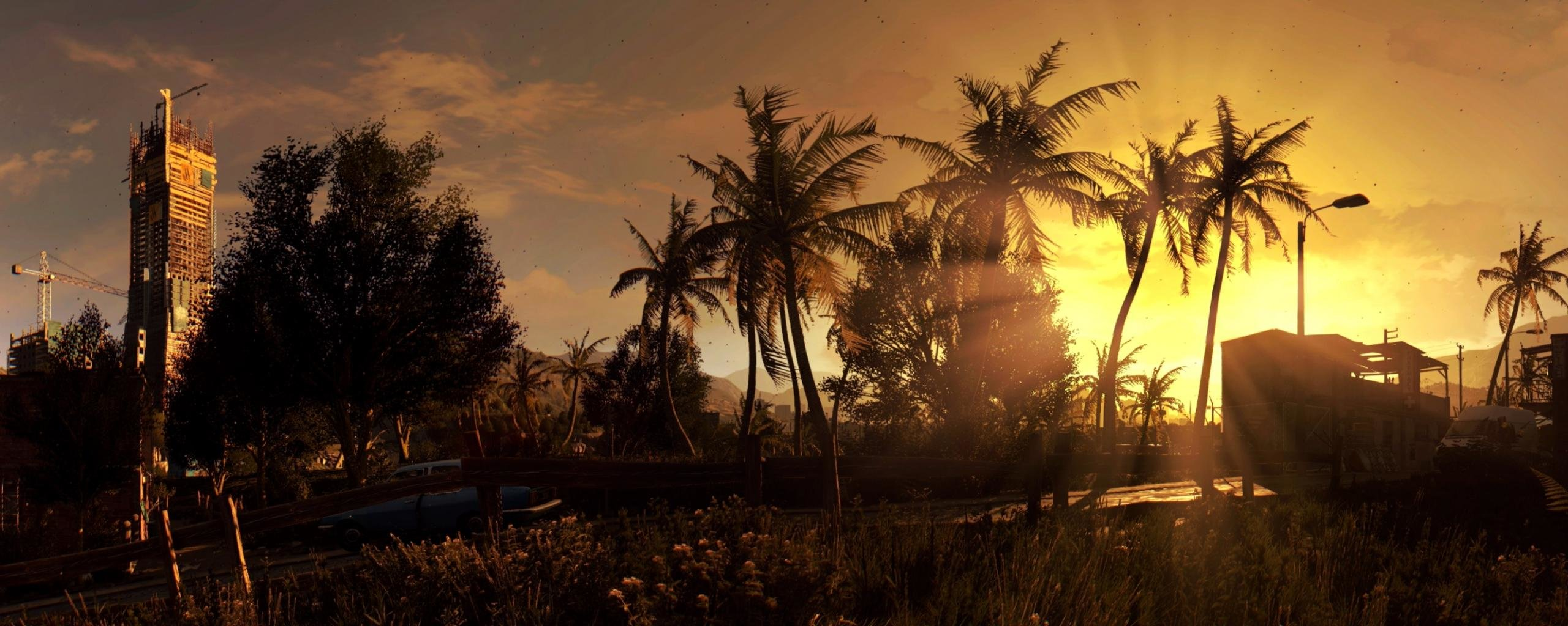 Dual Monitor Dying Light Wallpapers, HD Backgrounds
