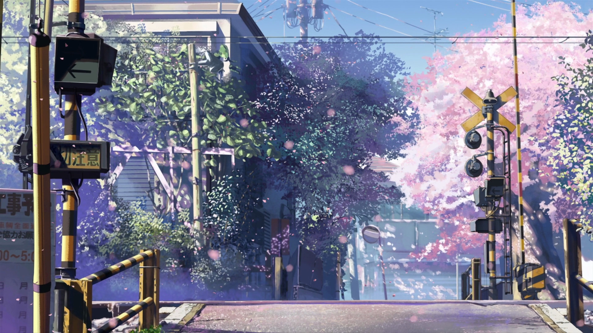 Awesome 5 (cm) Centimeters Per Second free wallpaper ID:90026 for hd 1080p computer