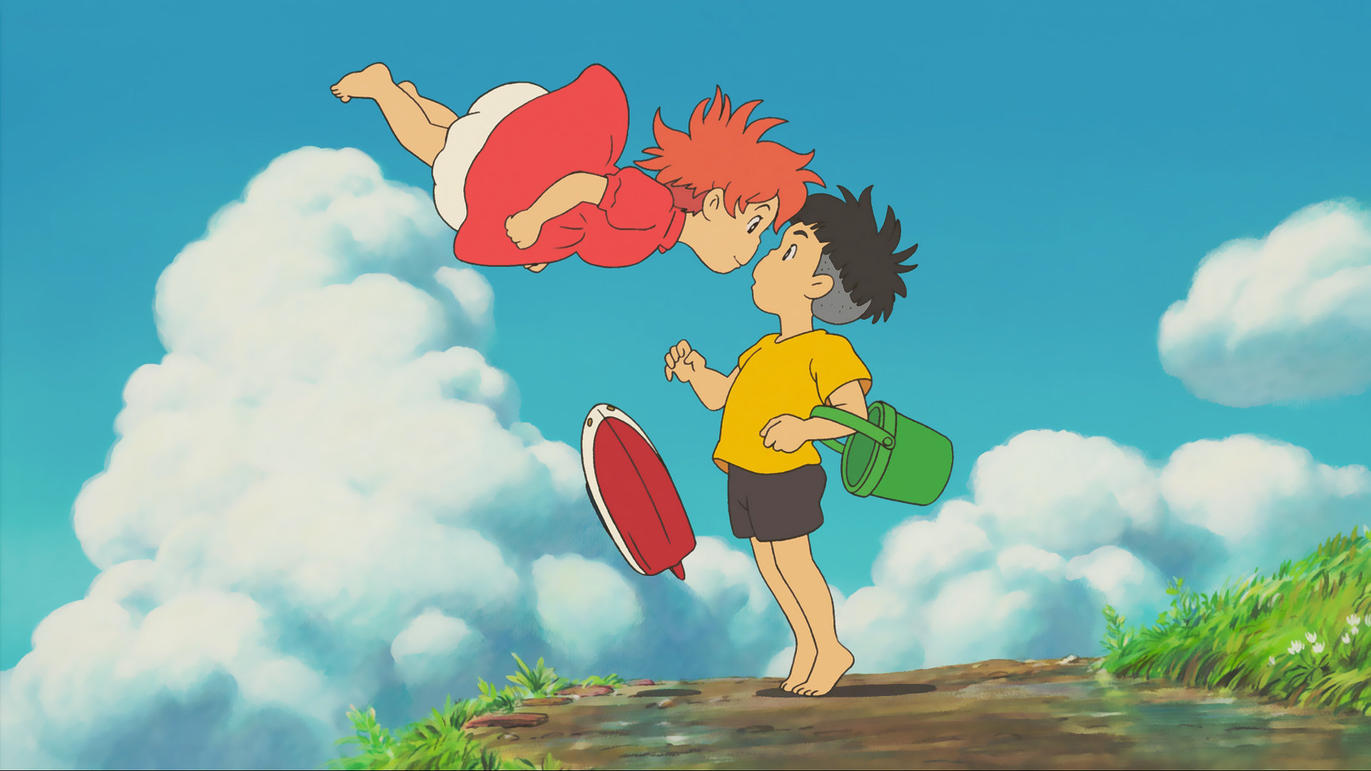 Awesome Ponyo free wallpaper ID:430992 for 1080p desktop
