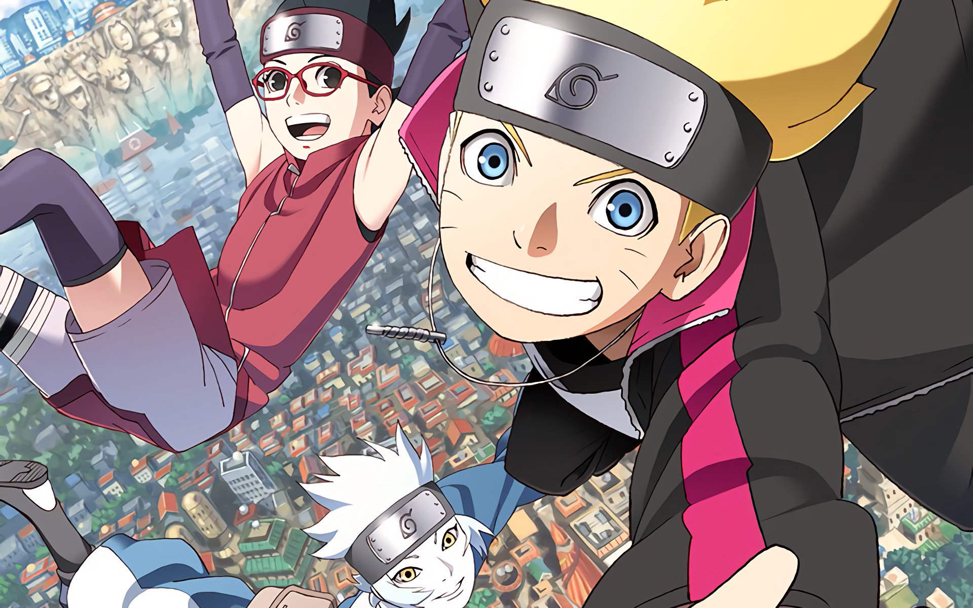 Boruto Uzumaki Wallpapers HD For Desktop Backgrounds